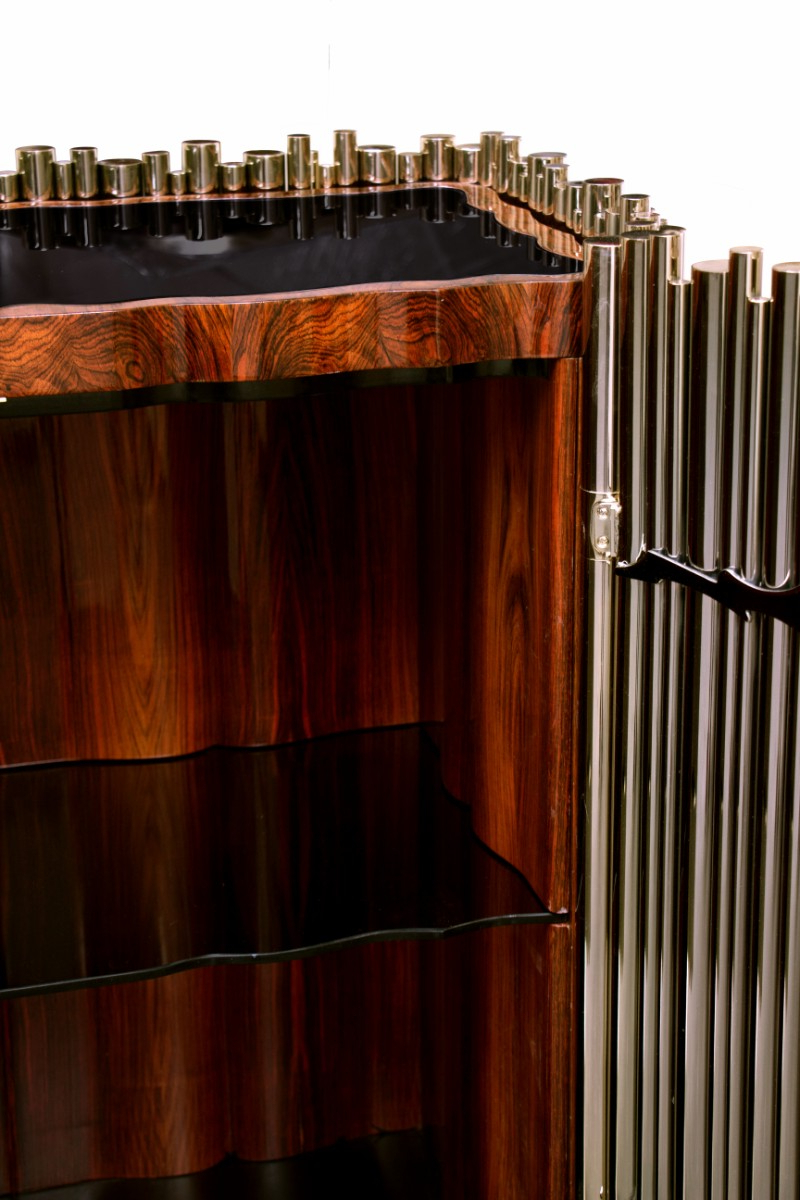 Widely Used The Best Metal Sideboards For A Welcoming Entrance Foyer In Wattisham Sideboards (Gallery 18 of 20)