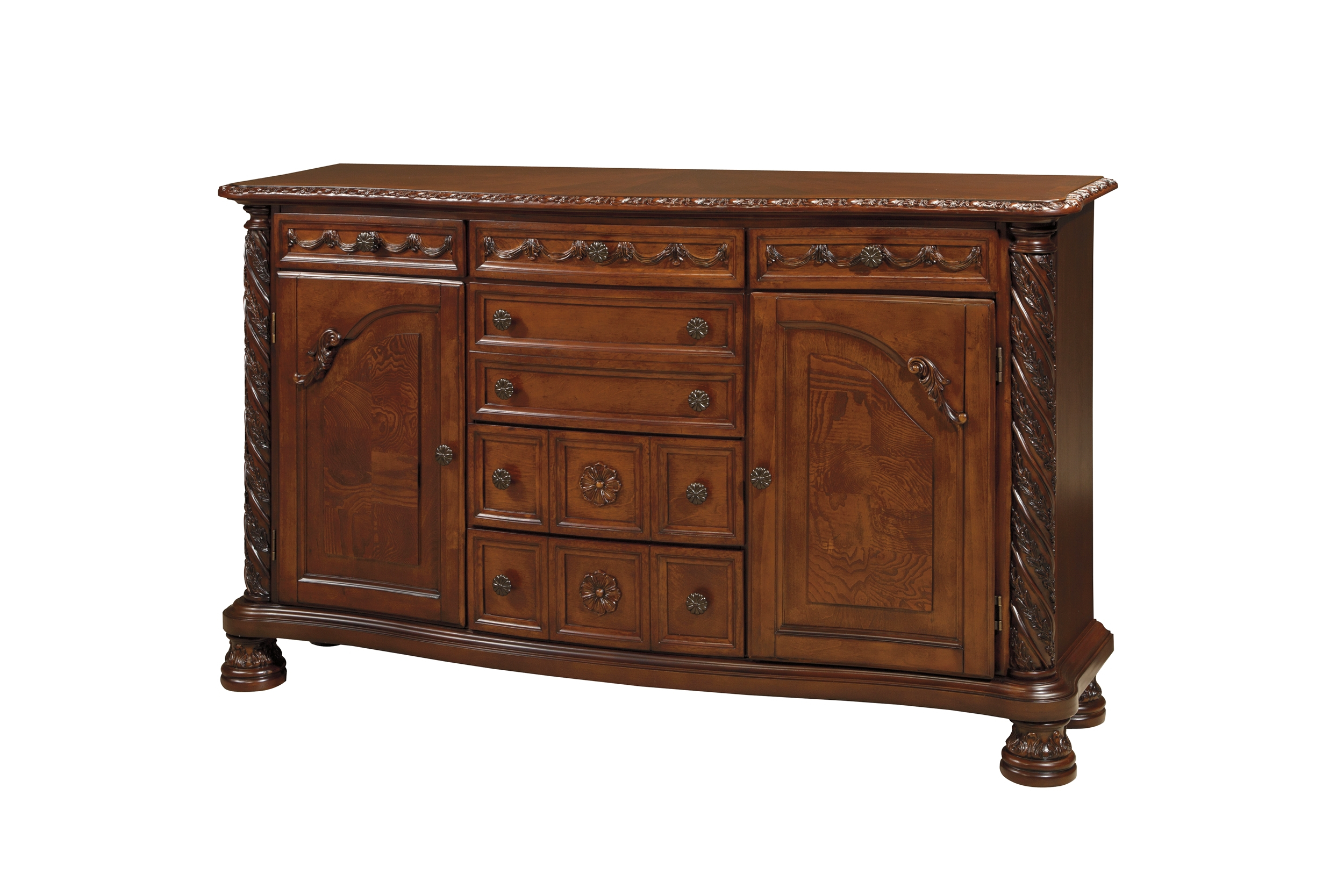 Wildon Home North Shore Dining Room Sideboard – Walmart Regarding Well Known Sideboards By Wildon Home (View 6 of 20)