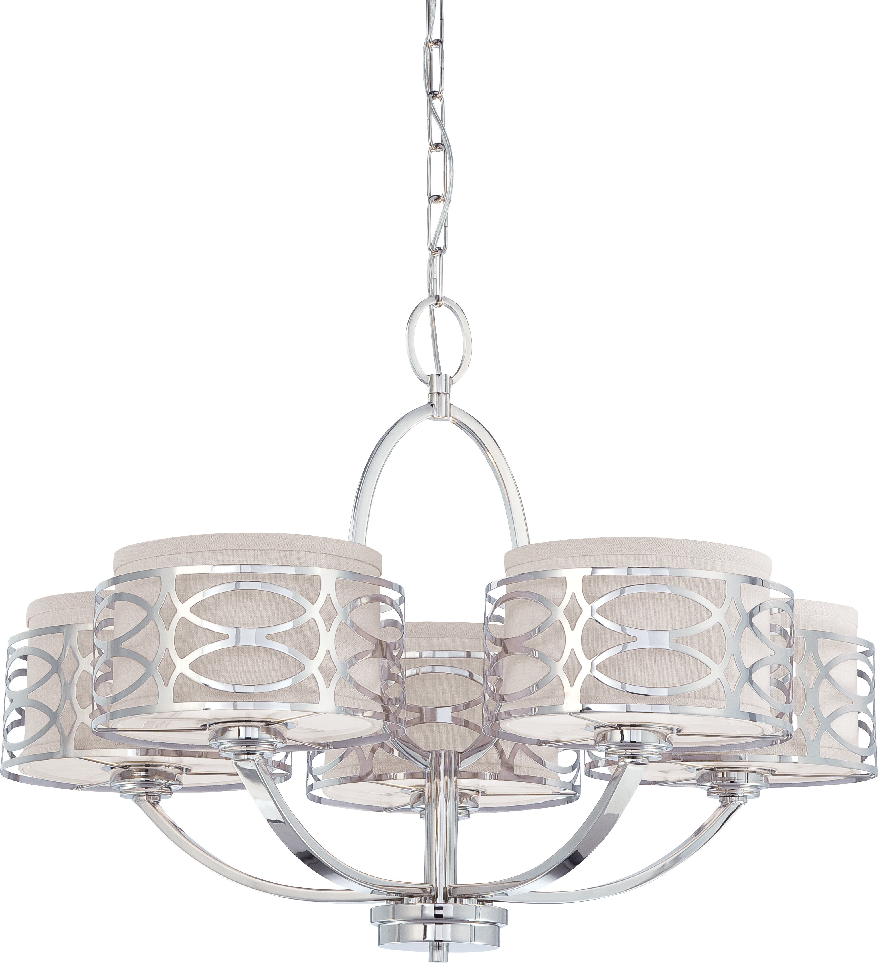 Willa Arlo Interiors Bela 5 Light Drum Chandelier Pertaining To Well Liked Abel 5 Light Drum Chandeliers (View 7 of 20)