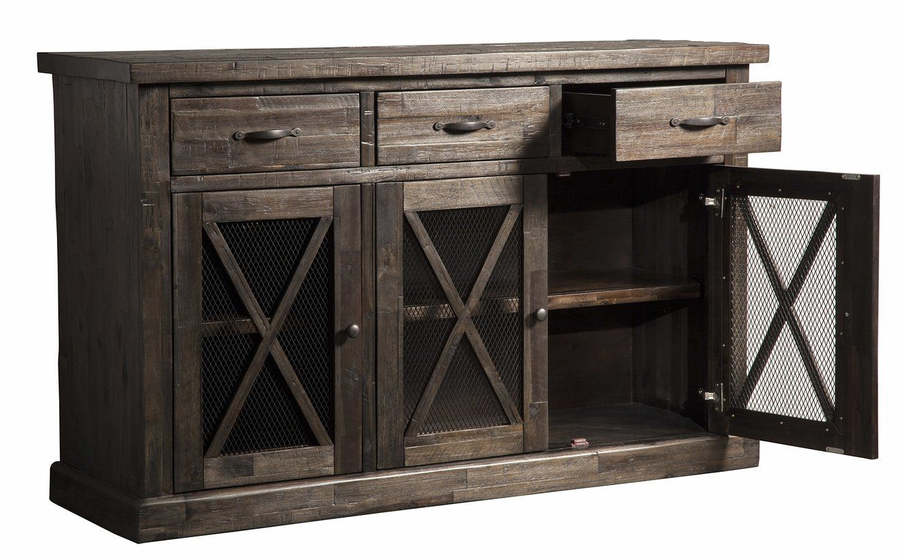 Wood Intended For Widely Used Colborne Sideboards (View 20 of 20)