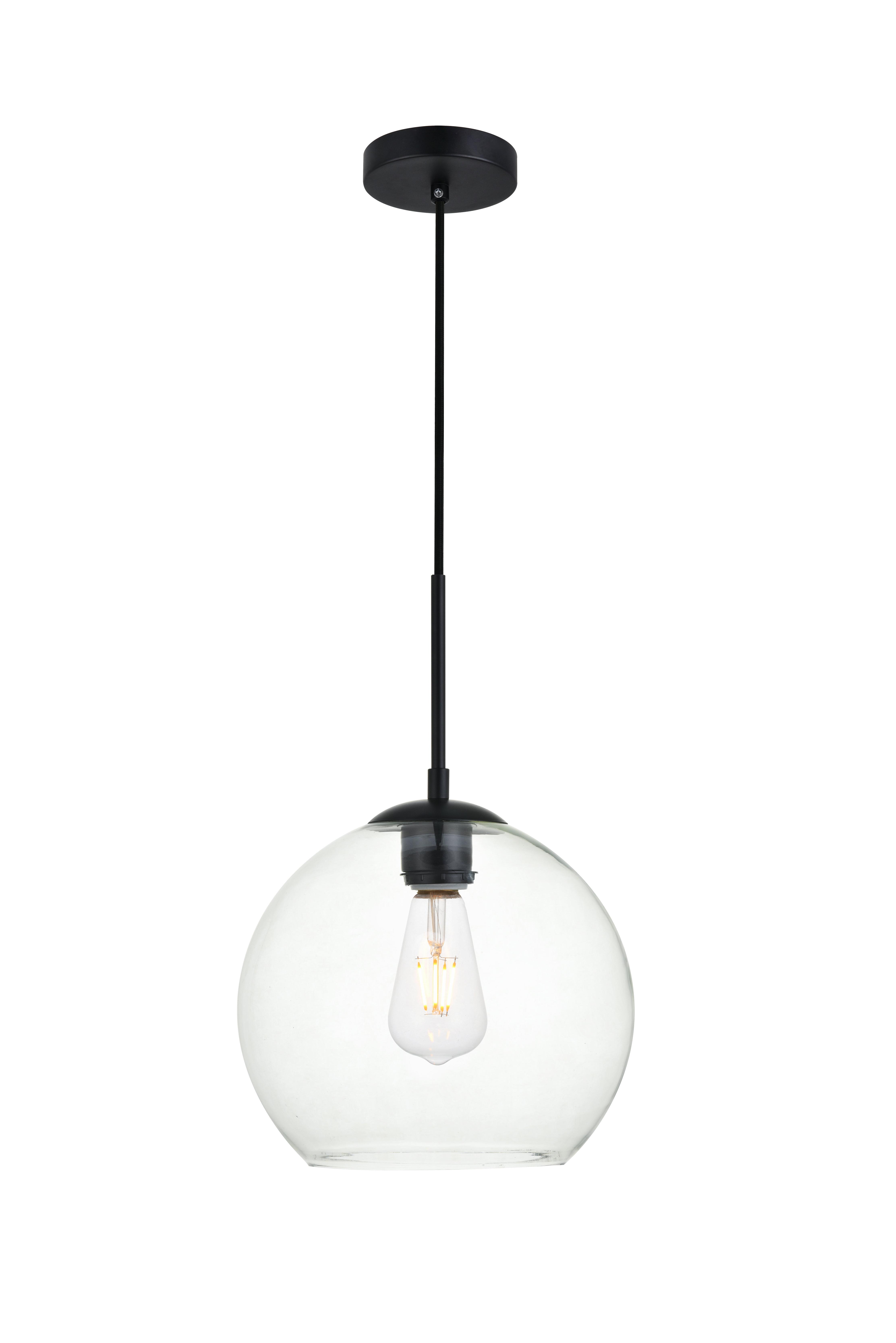 Yearwood 1 Light Single Globe Pendant Pertaining To Fashionable Gehry 1 Light Single Globe Pendants (View 20 of 20)