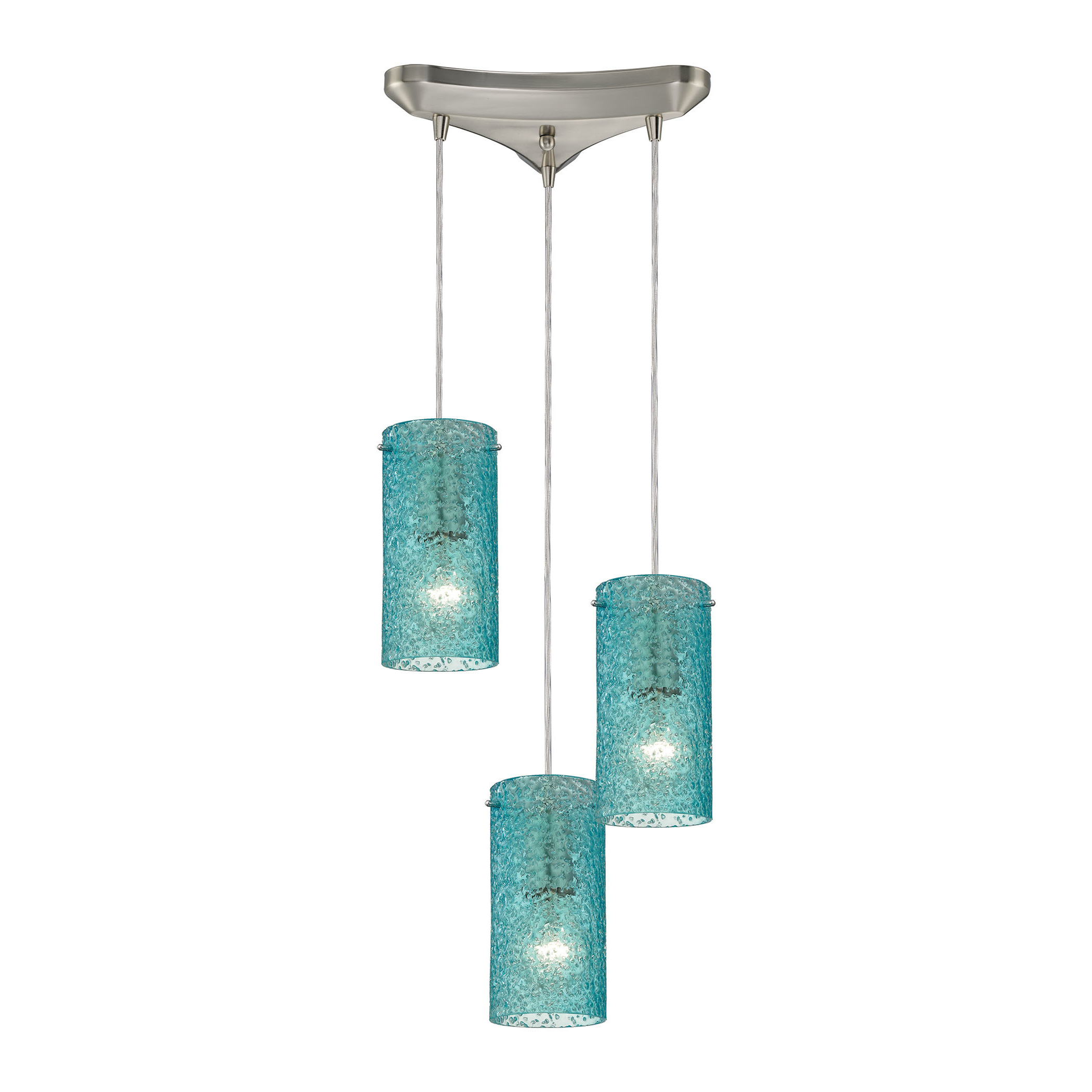 Zachery 5 Light Led Cluster Pendants In Recent Modern Cluster Pendant Lighting (View 15 of 20)