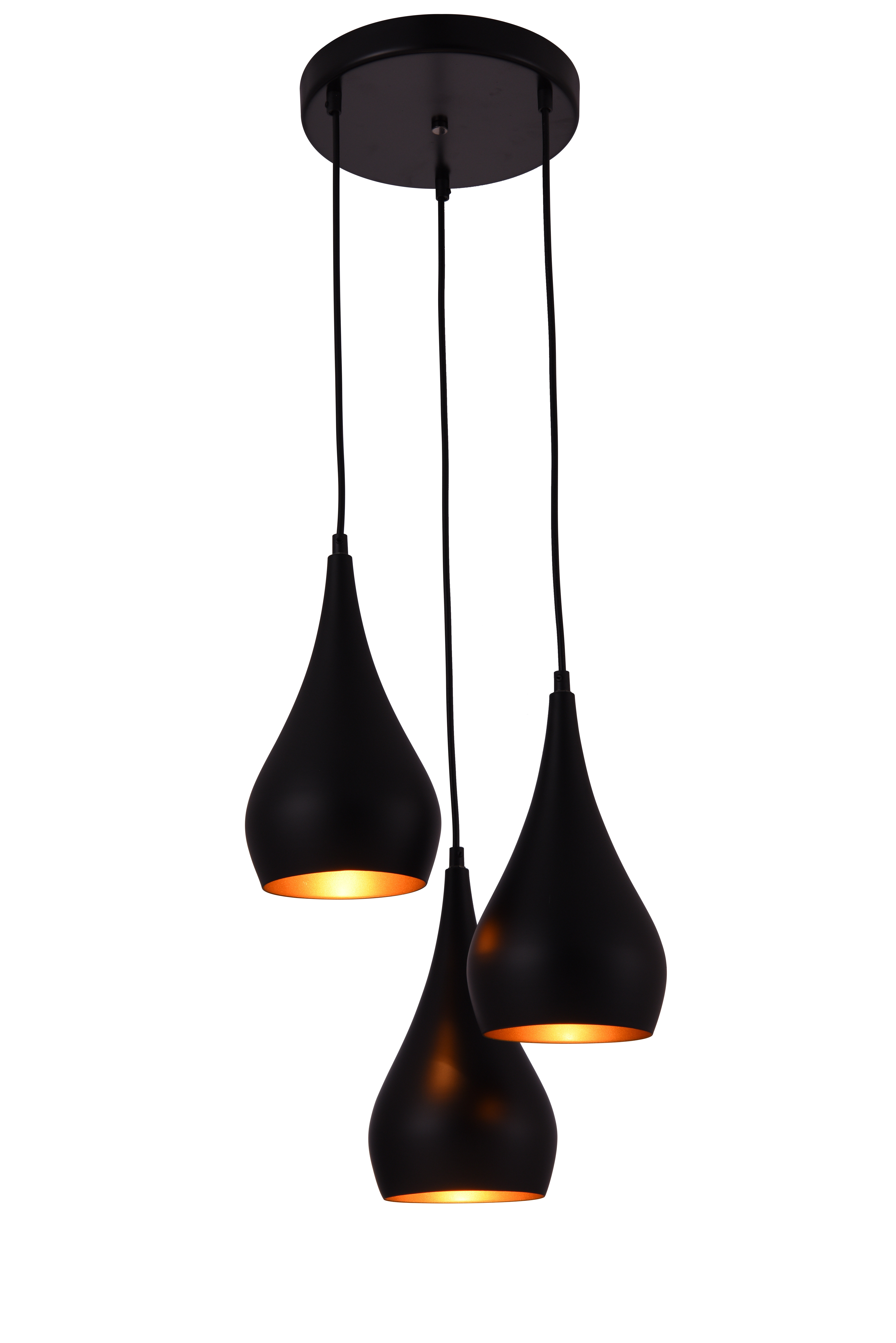 Zachery 5 Light Led Cluster Pendants Pertaining To Most Current Modern Cluster Pendant Lighting (View 17 of 20)