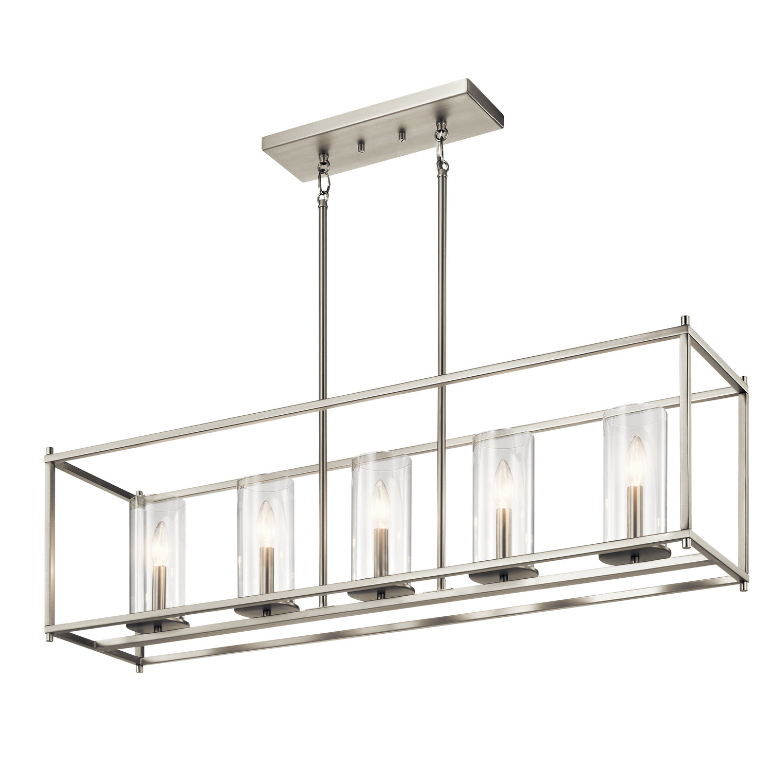 Zipcode Design Chelsie 5 Light Kitchen Island Pendant Intended For Famous Thorne 5 Light Kitchen Island Pendants (Gallery 20 of 20)