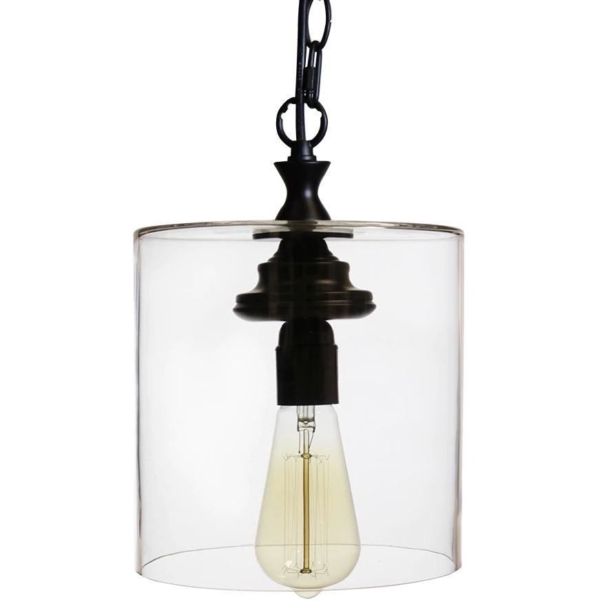 Zylstra 1 Light Single Drum Pendant For Widely Used Moyer 1 Light Single Cylinder Pendants (View 20 of 20)