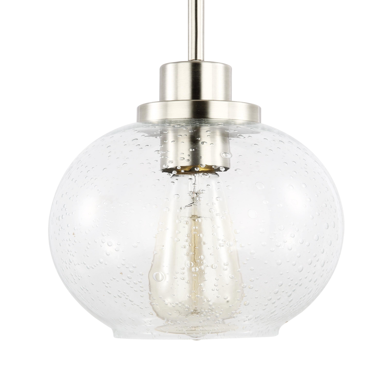 1 Light Globe Pendants For Recent Wiesner 1 Light Globe Pendant (View 1 of 20)