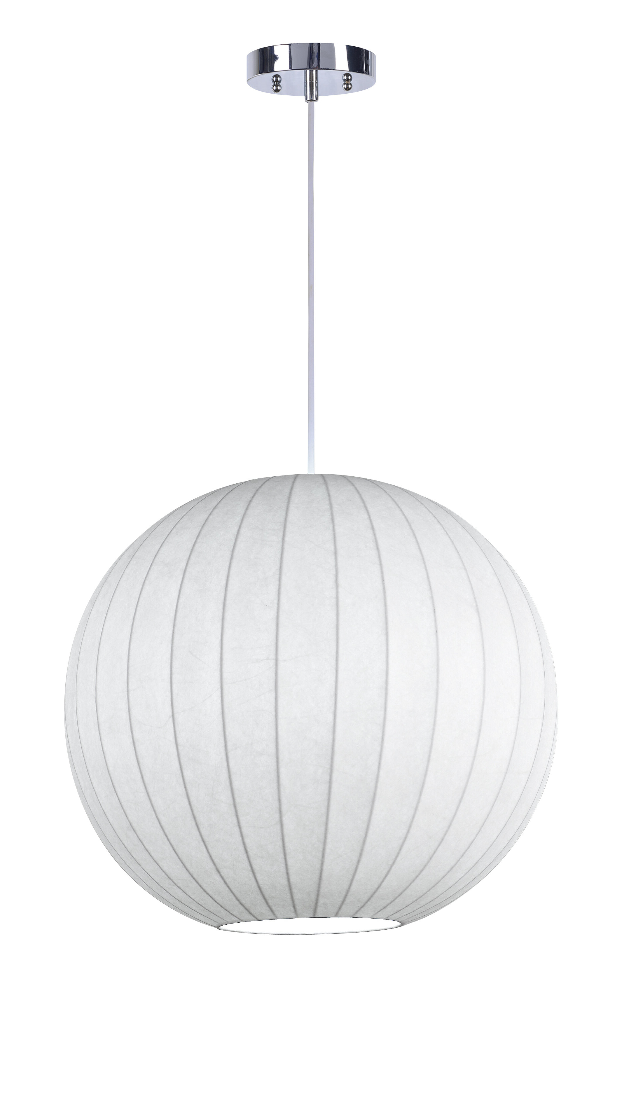1 Light Globe Pendants Pertaining To 2019 Suzette 1 Light Globe Pendant (View 3 of 20)