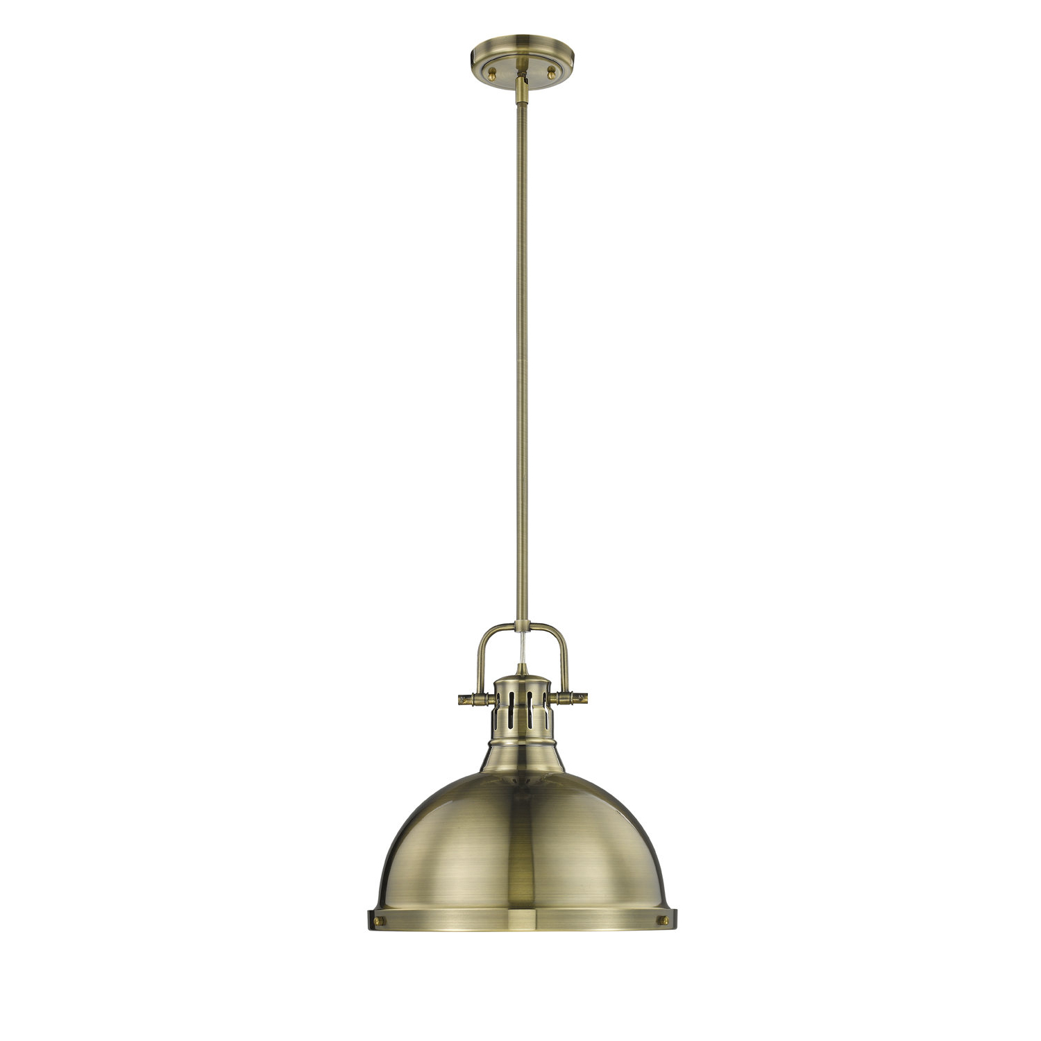 1 Light Single Dome Pendants Intended For Fashionable Bodalla 1 Light Single Dome Pendant (View 10 of 20)