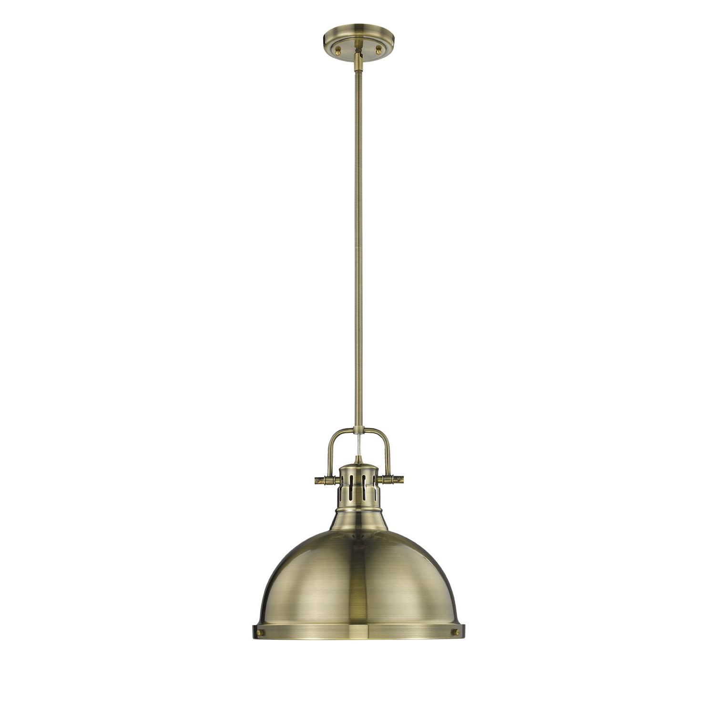 1 Light Single Dome Pendants Intended For Fashionable Bodalla 1 Light Single Dome Pendant (View 3 of 20)