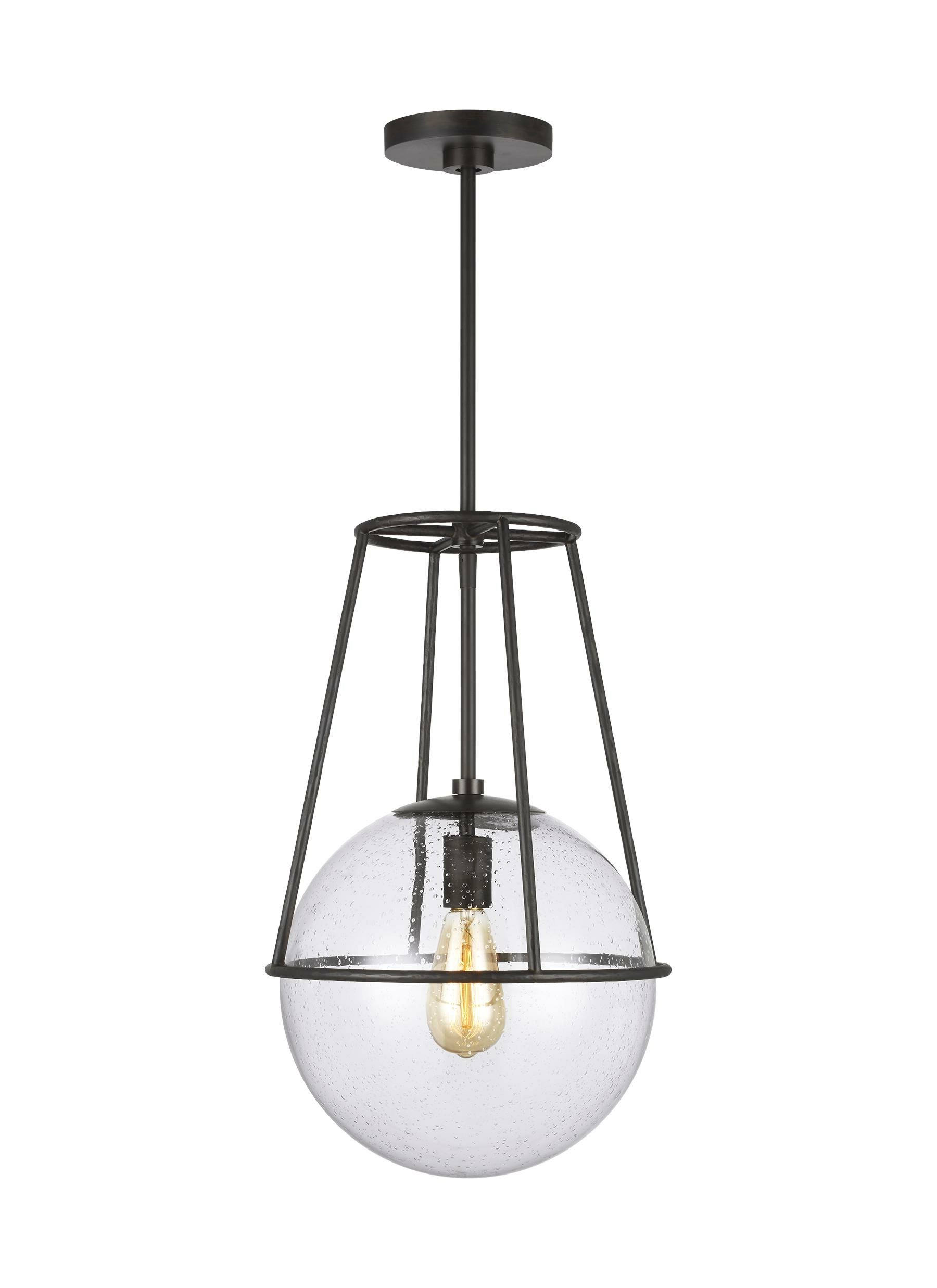 Atlas 1 Light Globe Pendant Within Most Recently Released 1 Light Globe Pendants (View 7 of 20)