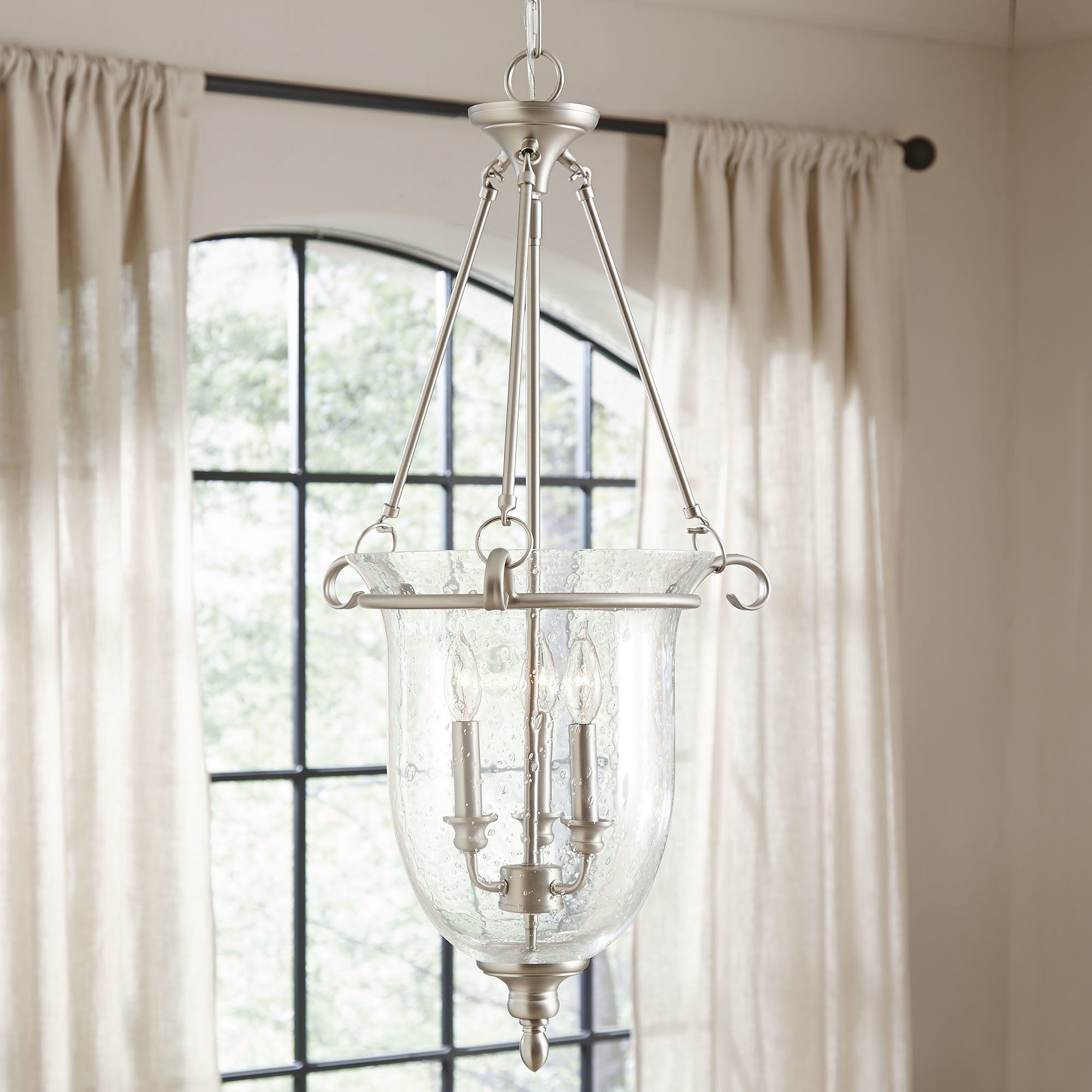 Best And Newest 3 Light Single Urn Pendant Pertaining To 3 Light Single Urn Pendants (View 1 of 20)