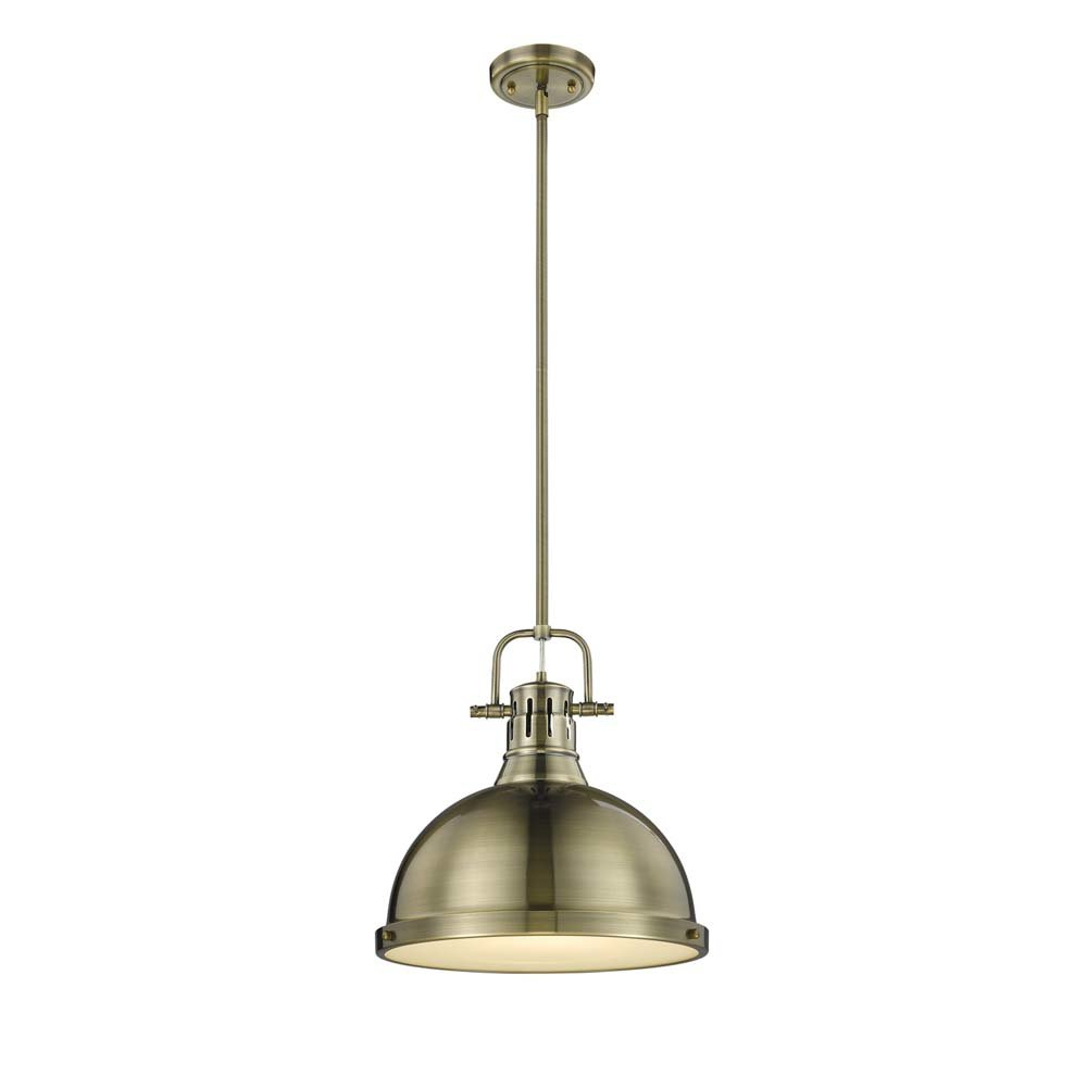 Bodalla 1 Light Dome Pendant For Most Current Abernathy 1 Light Dome Pendants (View 10 of 20)
