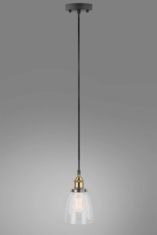 Bundaberg 1 Light Single Bell Pendant Pertaining To Most Current 1 Light Single Bell Pendants (View 6 of 20)