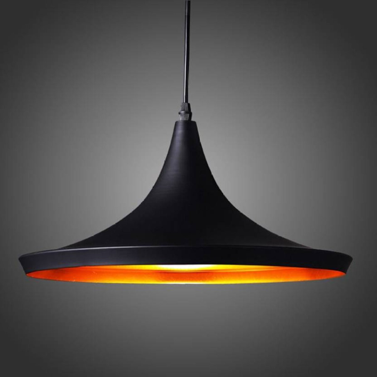 Details About Pendant Light Led Ceiling Lights Lamp Shade Industrial Cafe Lighting Kitchen Bar For Trendy Akash Industrial Vintage 1 Light Geometric Pendants (View 8 of 20)