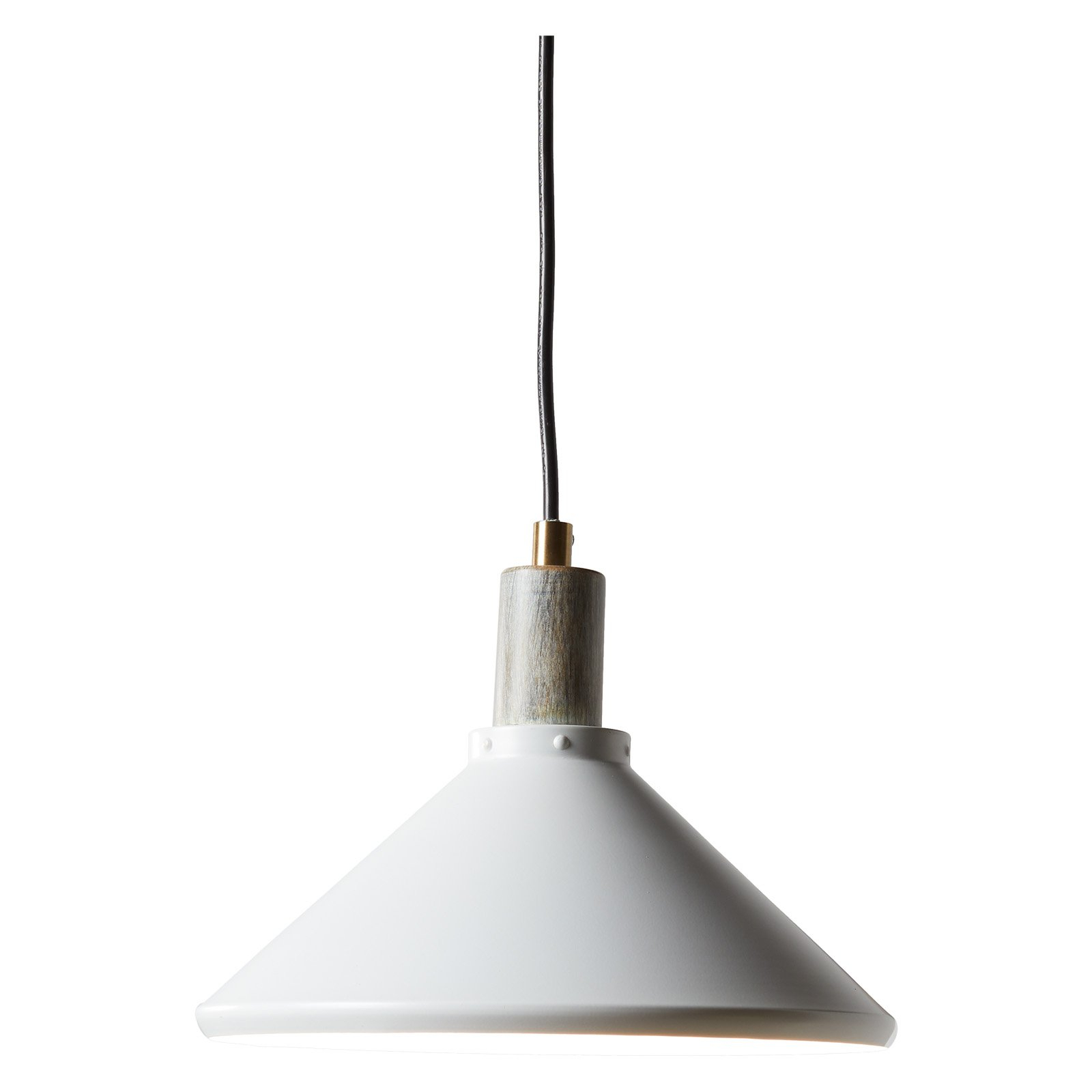 Favorite Abordale 1 Light Single Dome Pendants In Modrn Scandinavian Wide Pendant Light (View 10 of 20)