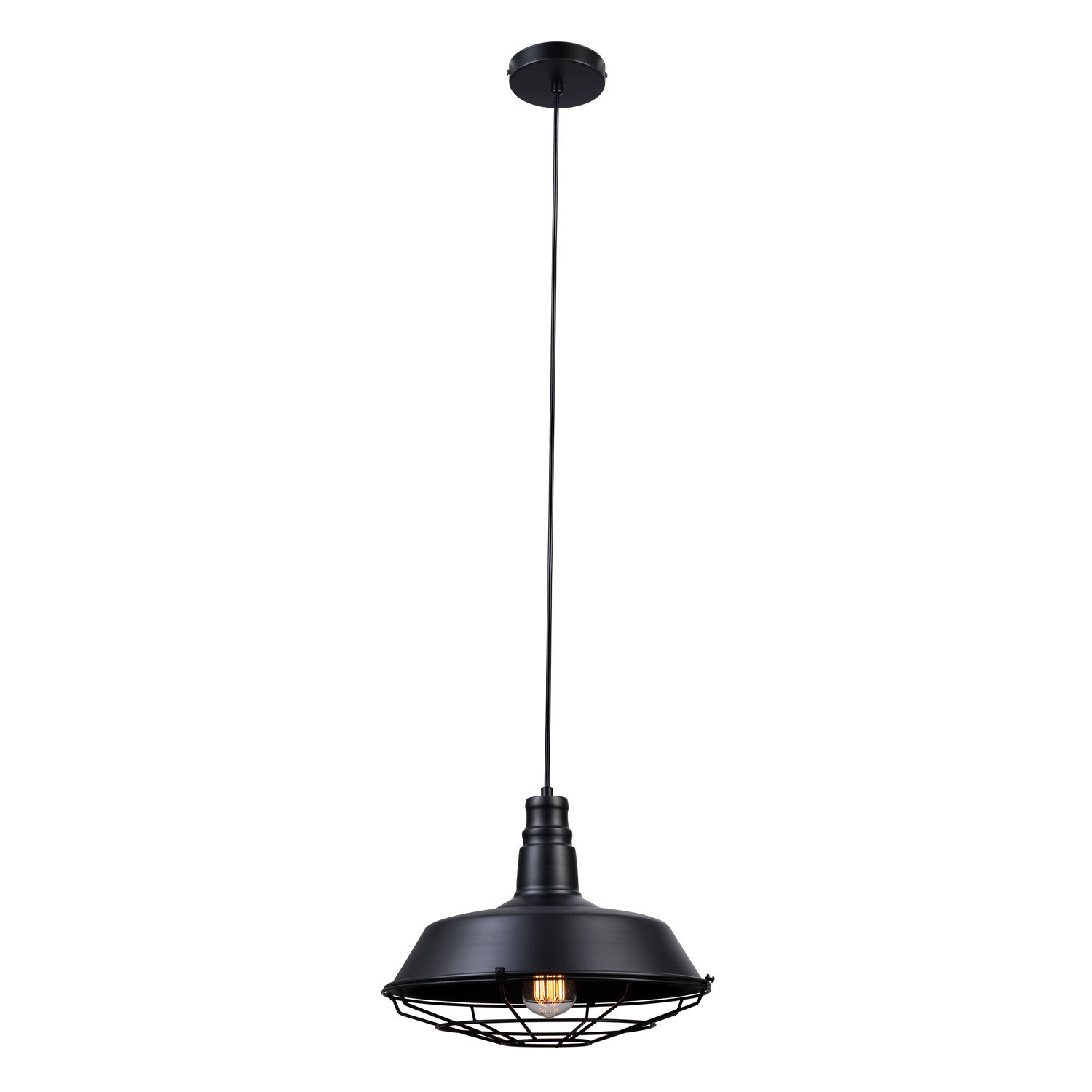Massey 1 Light Single Dome Pendant Inside Preferred Adriana Black 1 Light Single Dome Pendants (View 2 of 20)