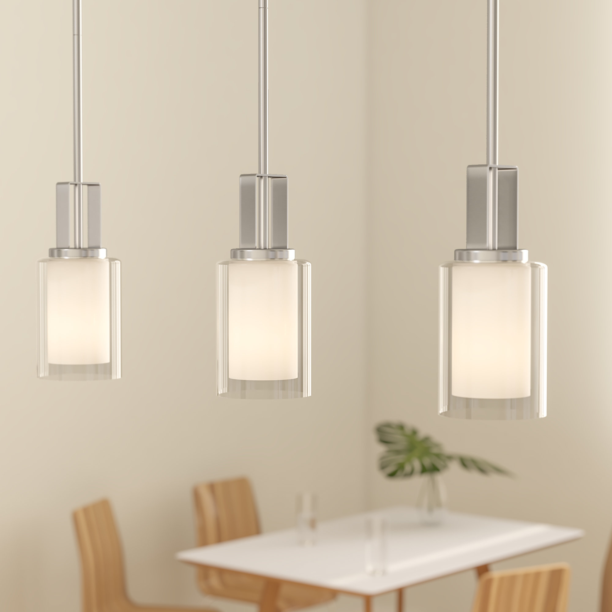 Most Recent Angelina 1 Light Single Cylinder Pendants Intended For Demby 1 Light Single Cylinder Pendant (View 18 of 20)
