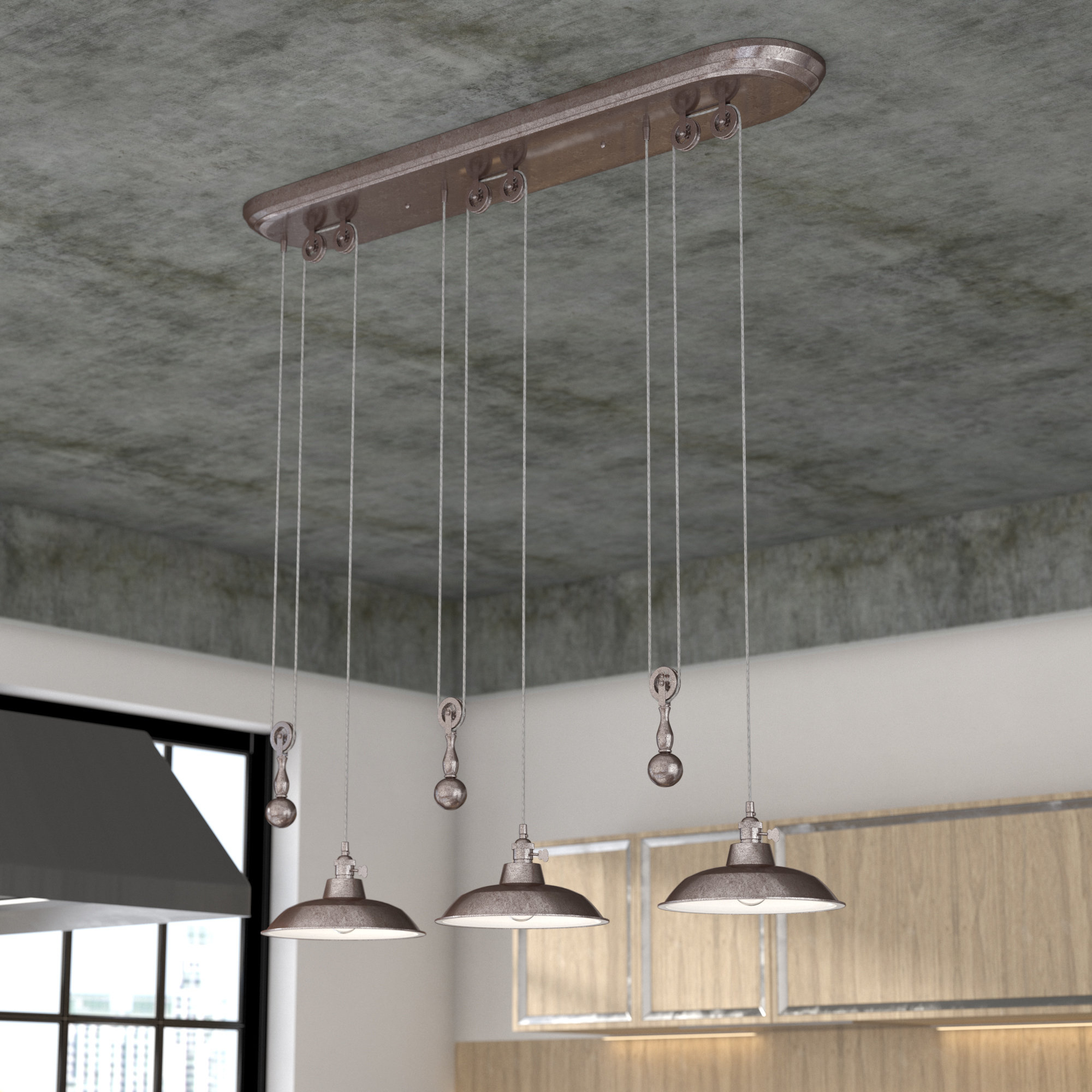 Most Recent Dome Metal Pendant Lighting You'll Love In  (View 13 of 20)