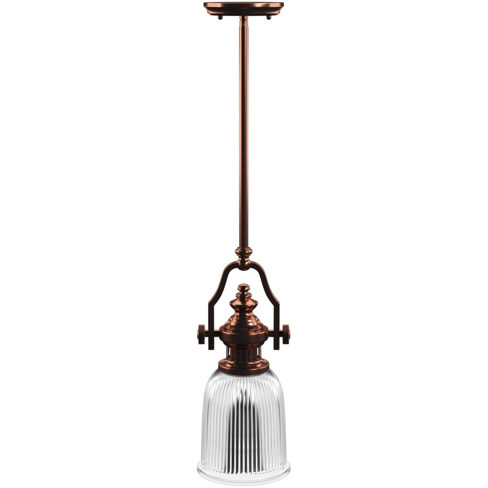 Most Recent Erico 1 Light Single Bell Pendant Pertaining To 1 Light Single Bell Pendants (Gallery 17 of 20)