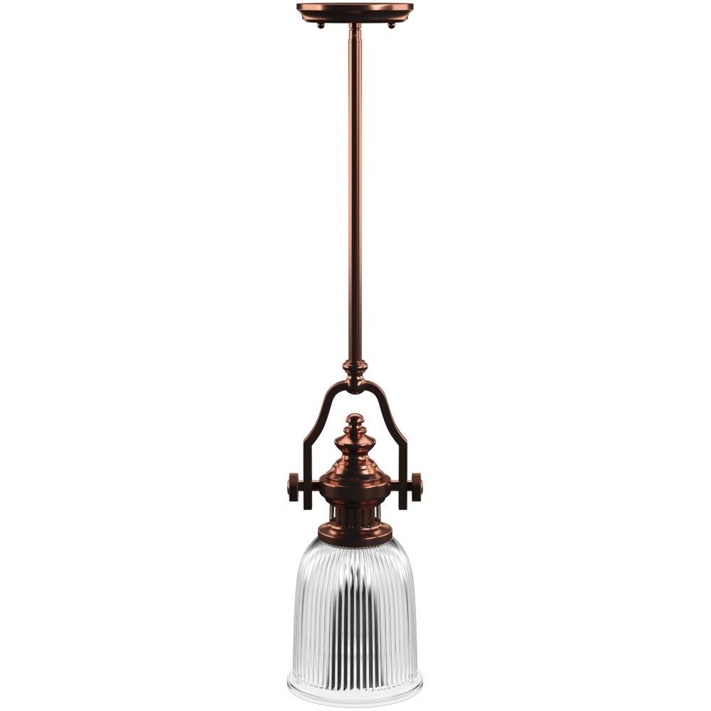 Most Recent Erico 1 Light Single Bell Pendant Pertaining To 1 Light Single Bell Pendants (View 16 of 20)