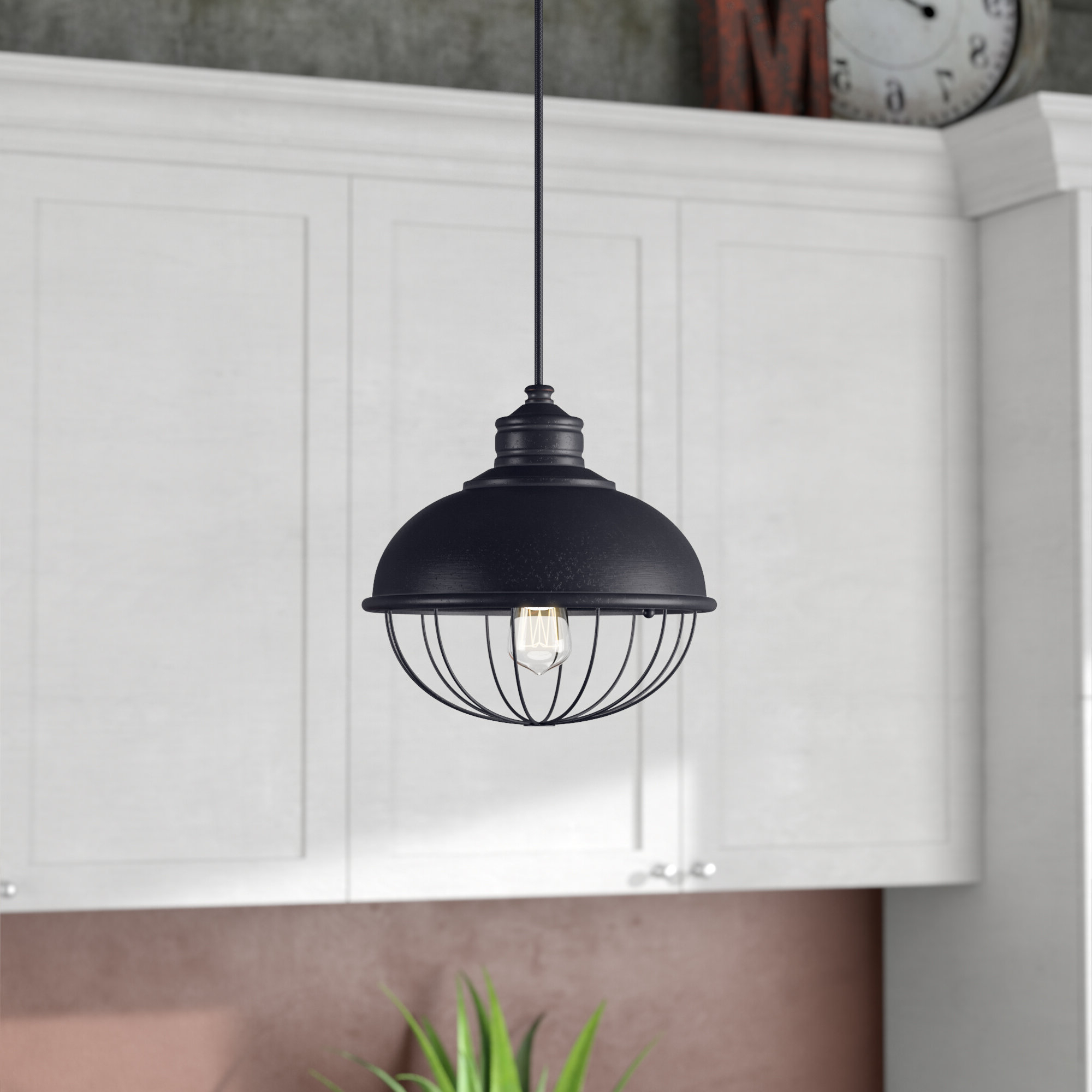 Most Recently Released Abordale 1 Light Dome Pendant Within Abordale 1 Light Single Dome Pendants (Gallery 8 of 20)