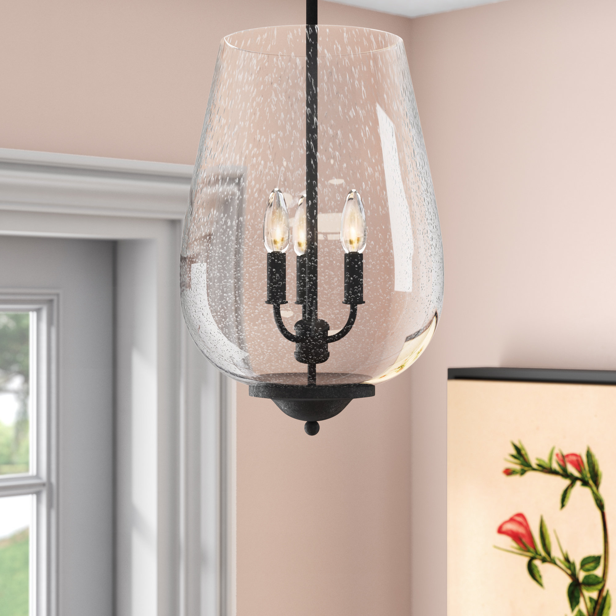 Most Up To Date 3 Light Single Urn Pendants Within Chubbuck 3 Light Single Urn Pendant (View 14 of 20)