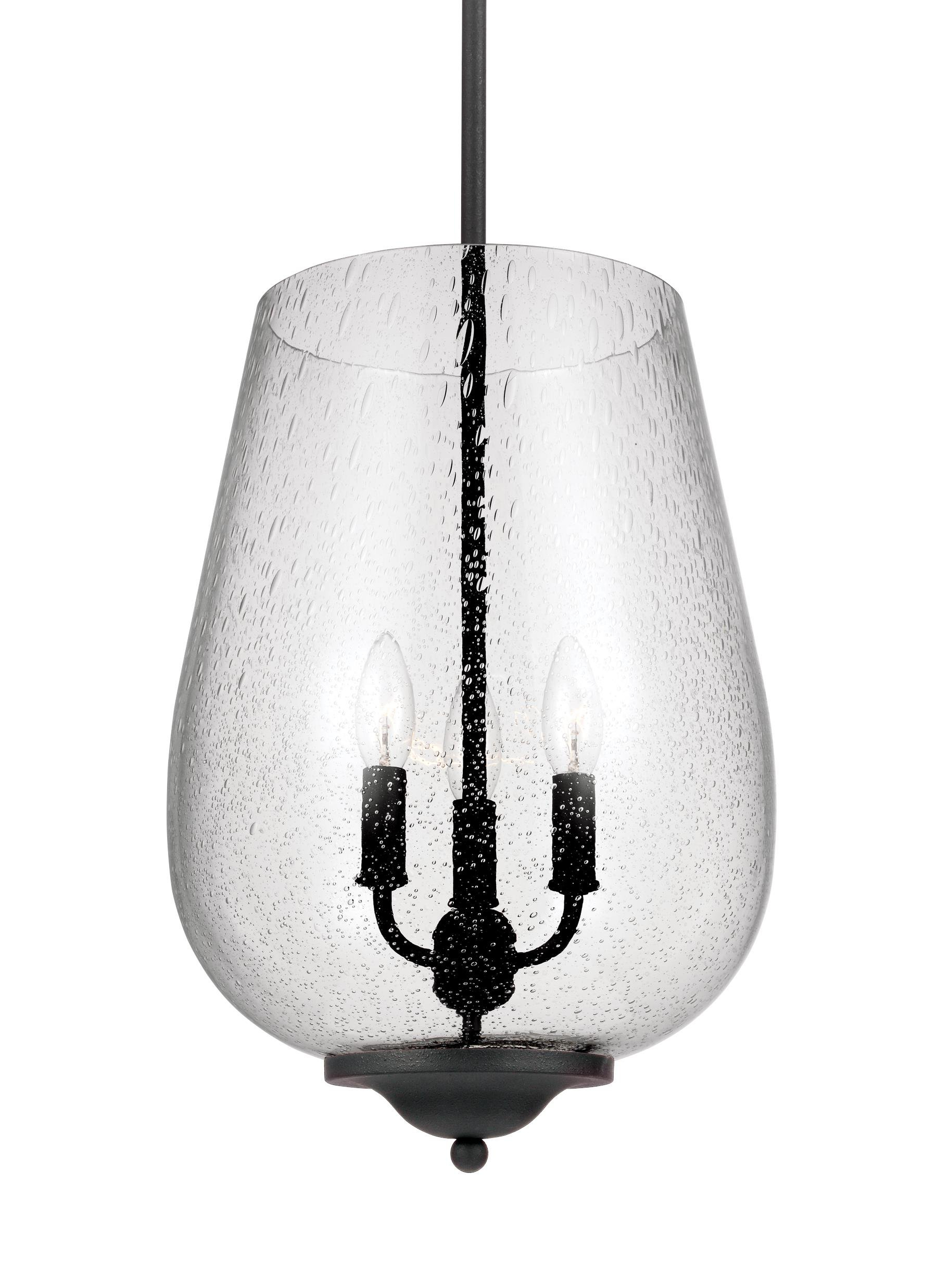 Newest Chubbuck 3 Light Single Urn Pendant With 3 Light Single Urn Pendants (View 5 of 20)