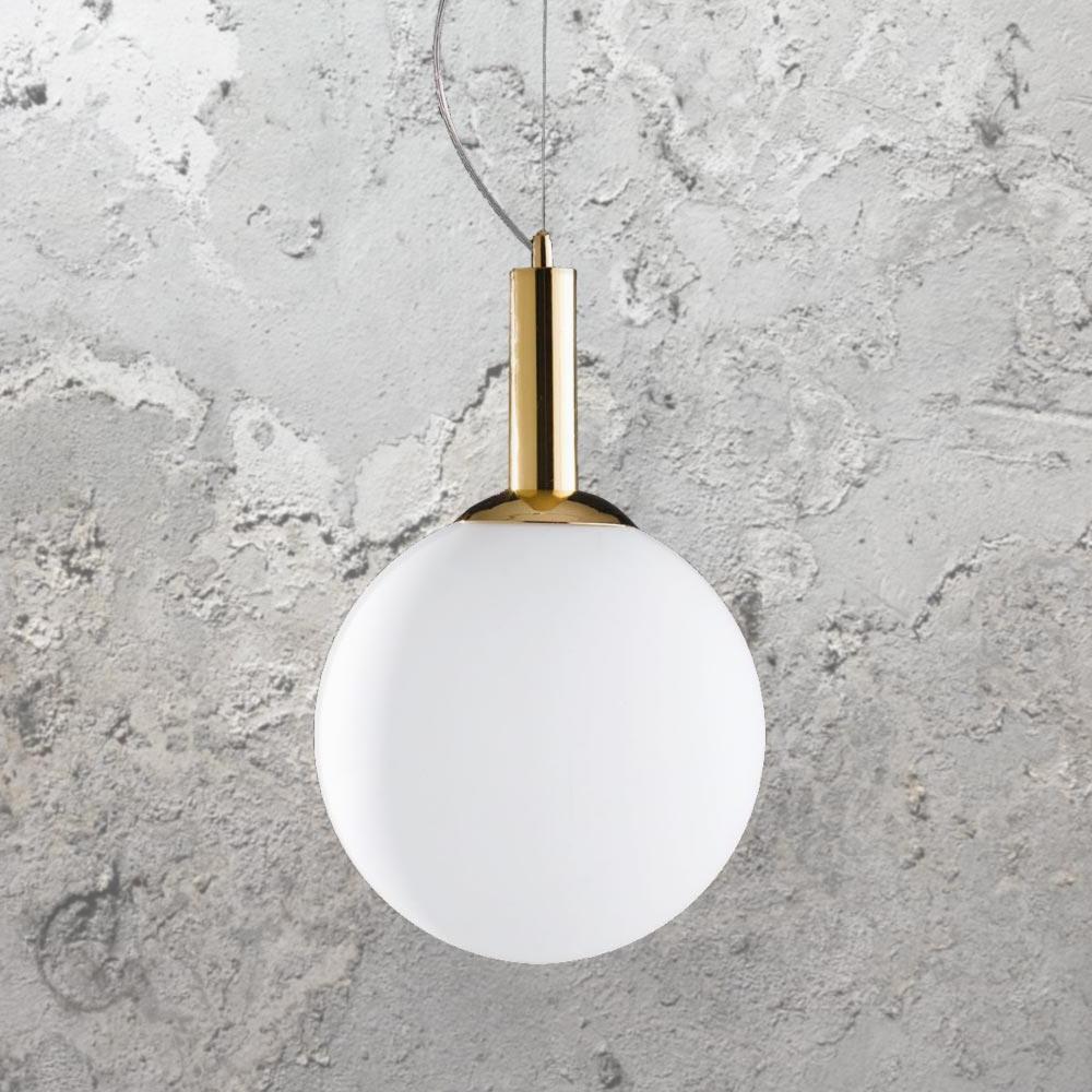 Newest Gold Globe Pendant Light Cl 36271 With Regard To 1 Light Geometric Globe Pendants (View 17 of 20)
