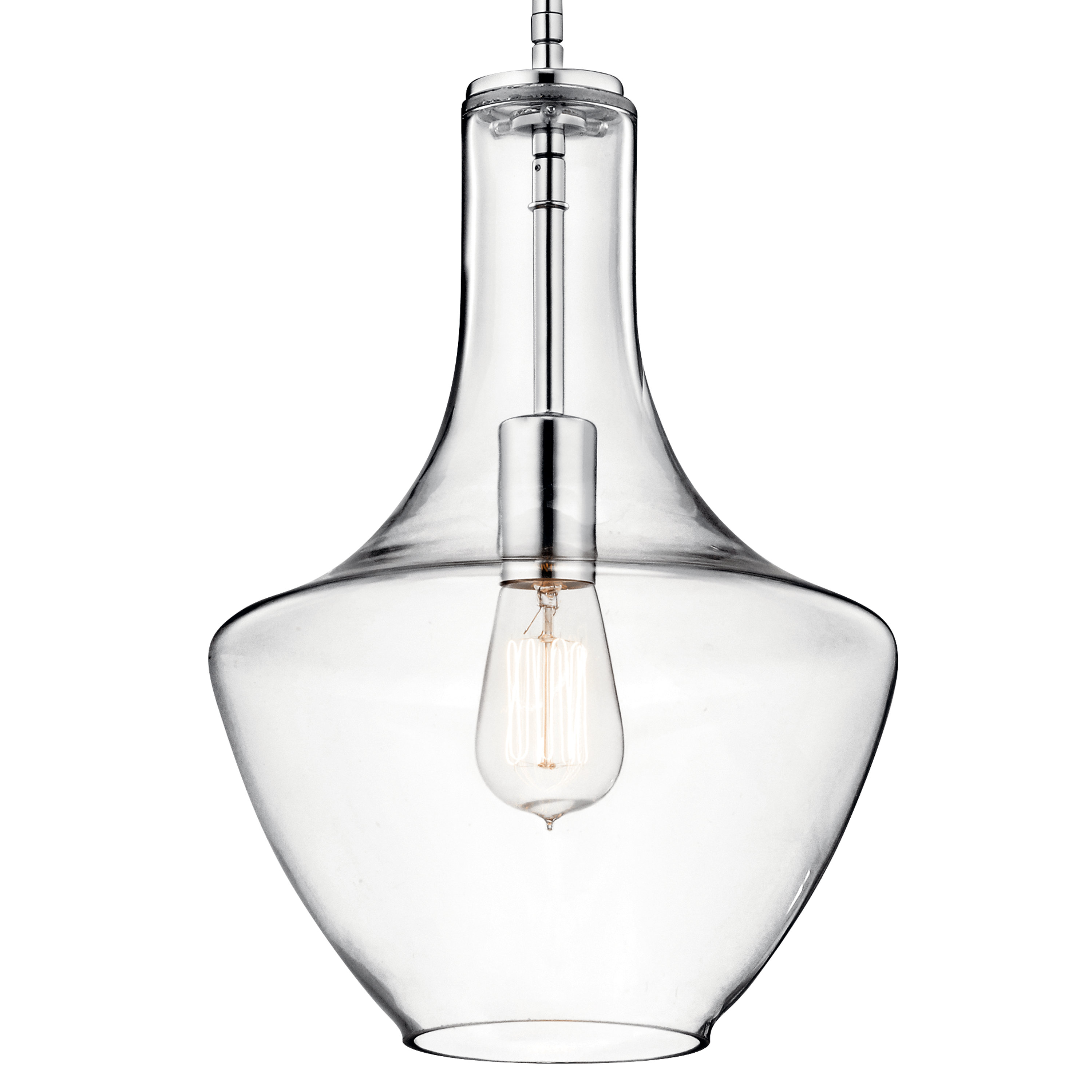 Popular 1 Light Single Schoolhouse Pendant Throughout 1 Light Single Schoolhouse Pendants (View 15 of 20)
