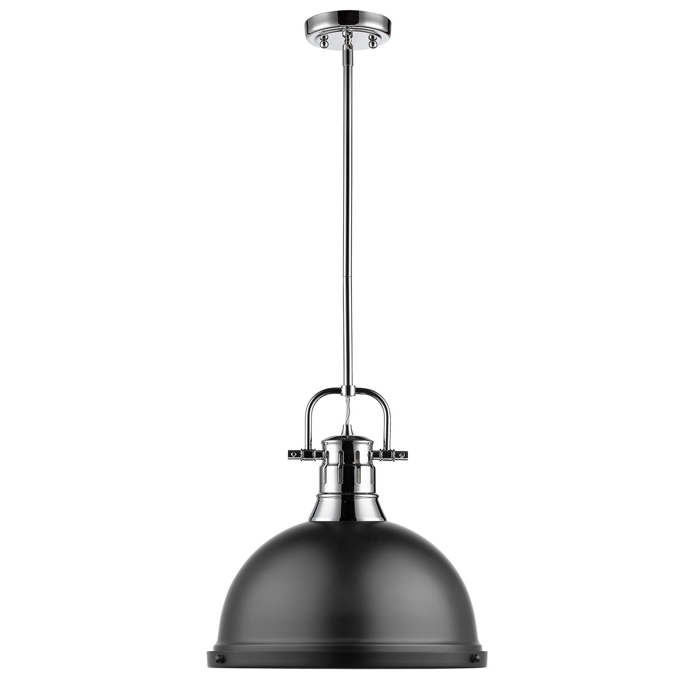 Recent 1 Light Single Dome Pendants Pertaining To Bodalla 1 Light Single Dome Pendant (Gallery 6 of 20)