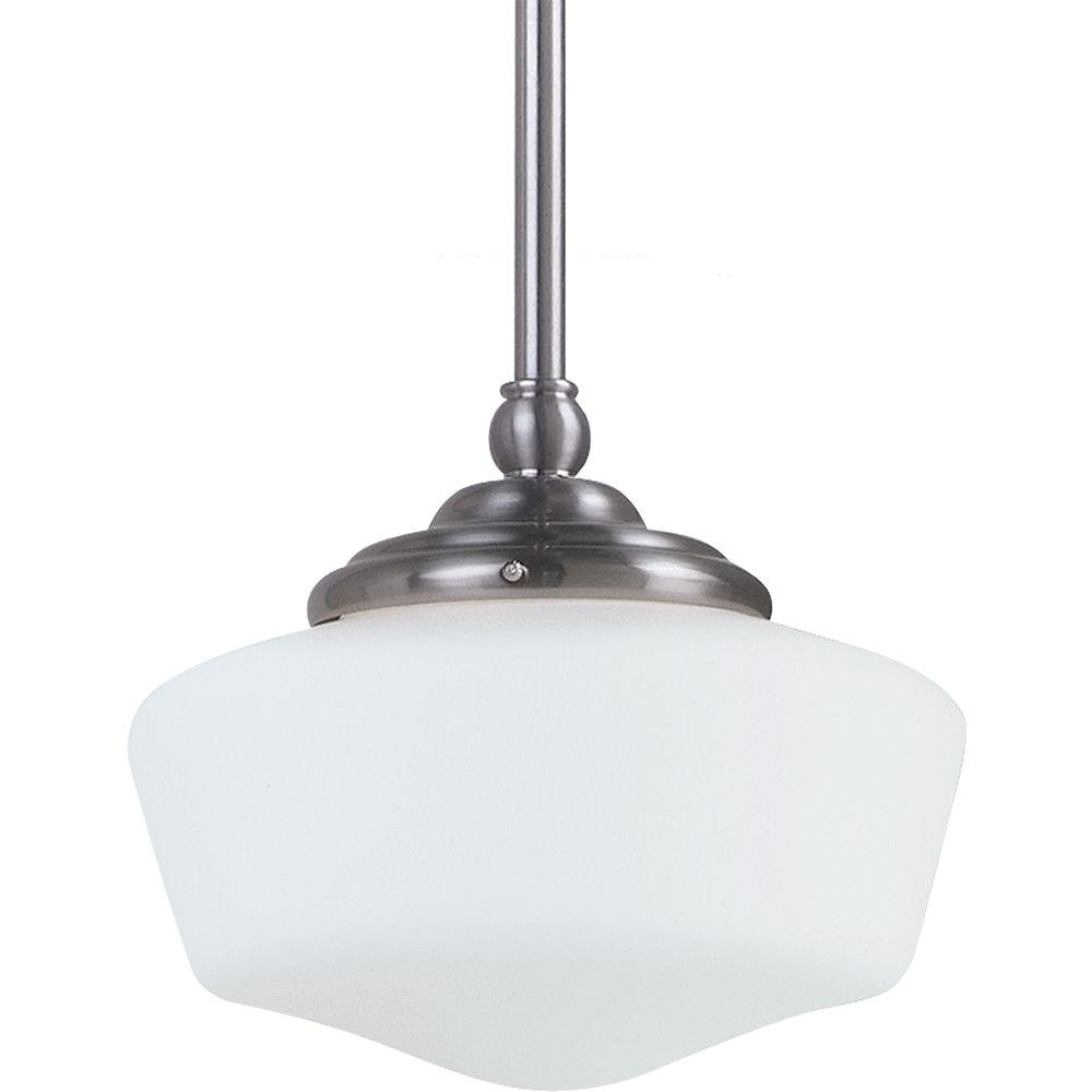 Sea Gull Lighting Academy Small 6.75 In. W. X 7.5 In H (View 20 of 20)