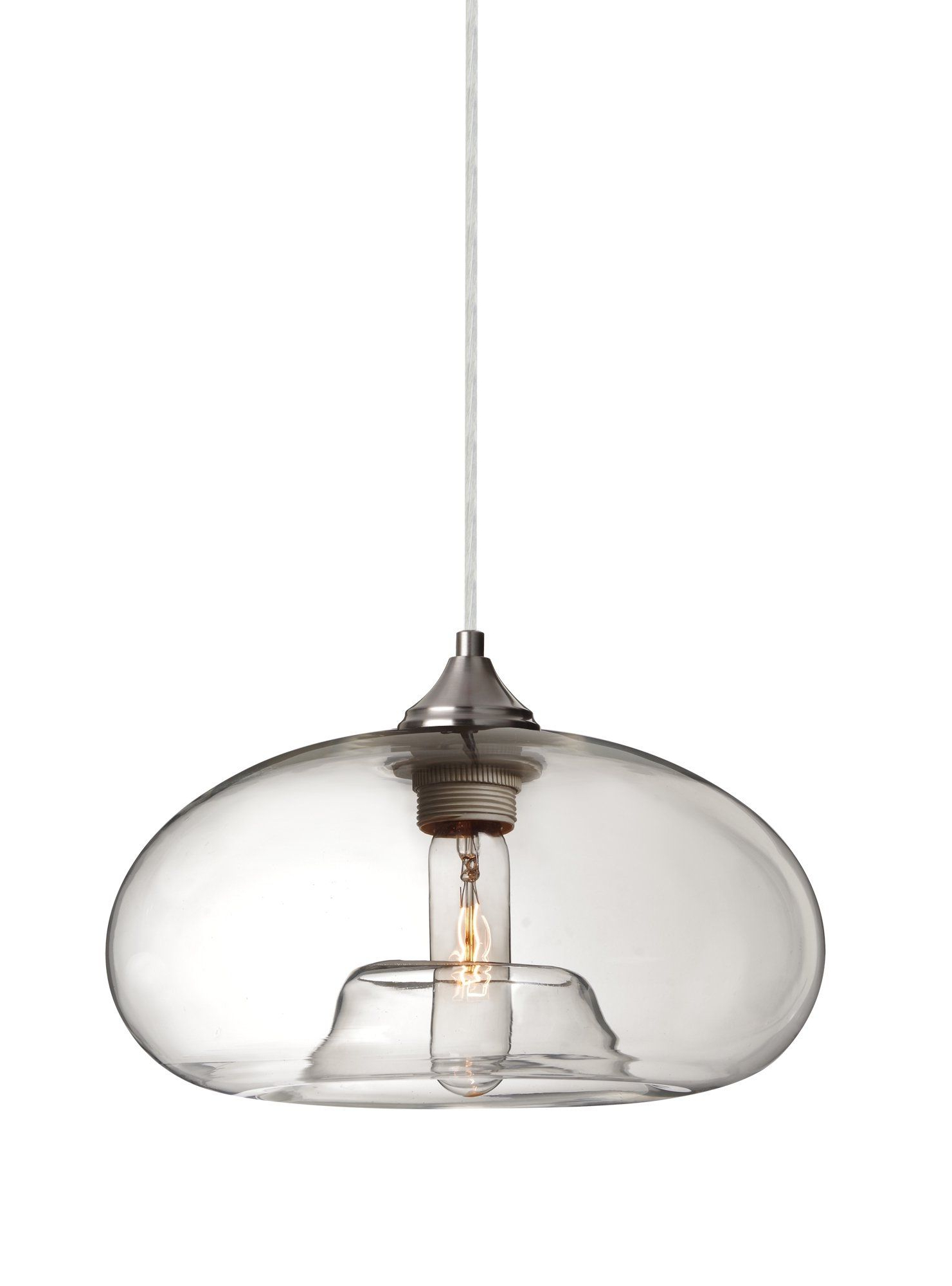Trendy Bana 1 Light Geometric Pendant (View 12 of 20)