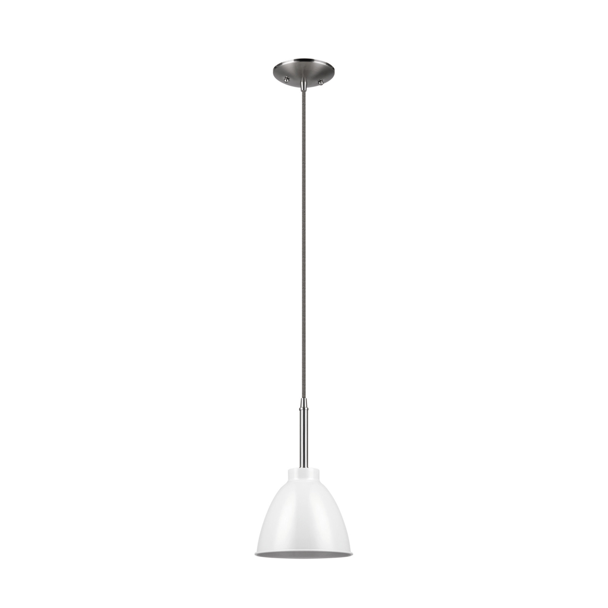 Well Known 1 Light Single Bell Pendants For Velda 1 Light Single Bell Pendant (View 18 of 20)