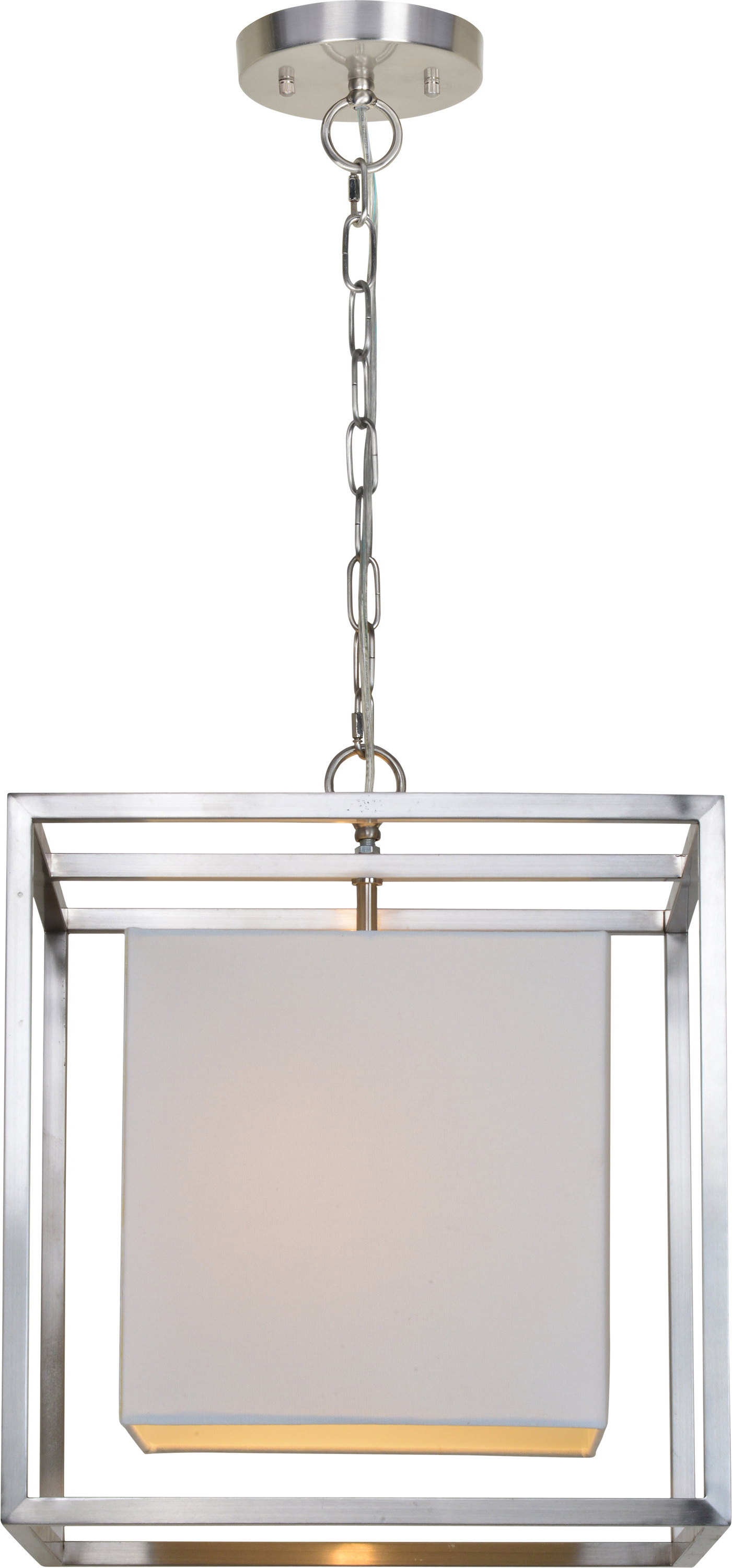 Well Liked Bunnell 1 Light Single Square Pendant Within Akash Industrial Vintage 1 Light Geometric Pendants (View 18 of 20)