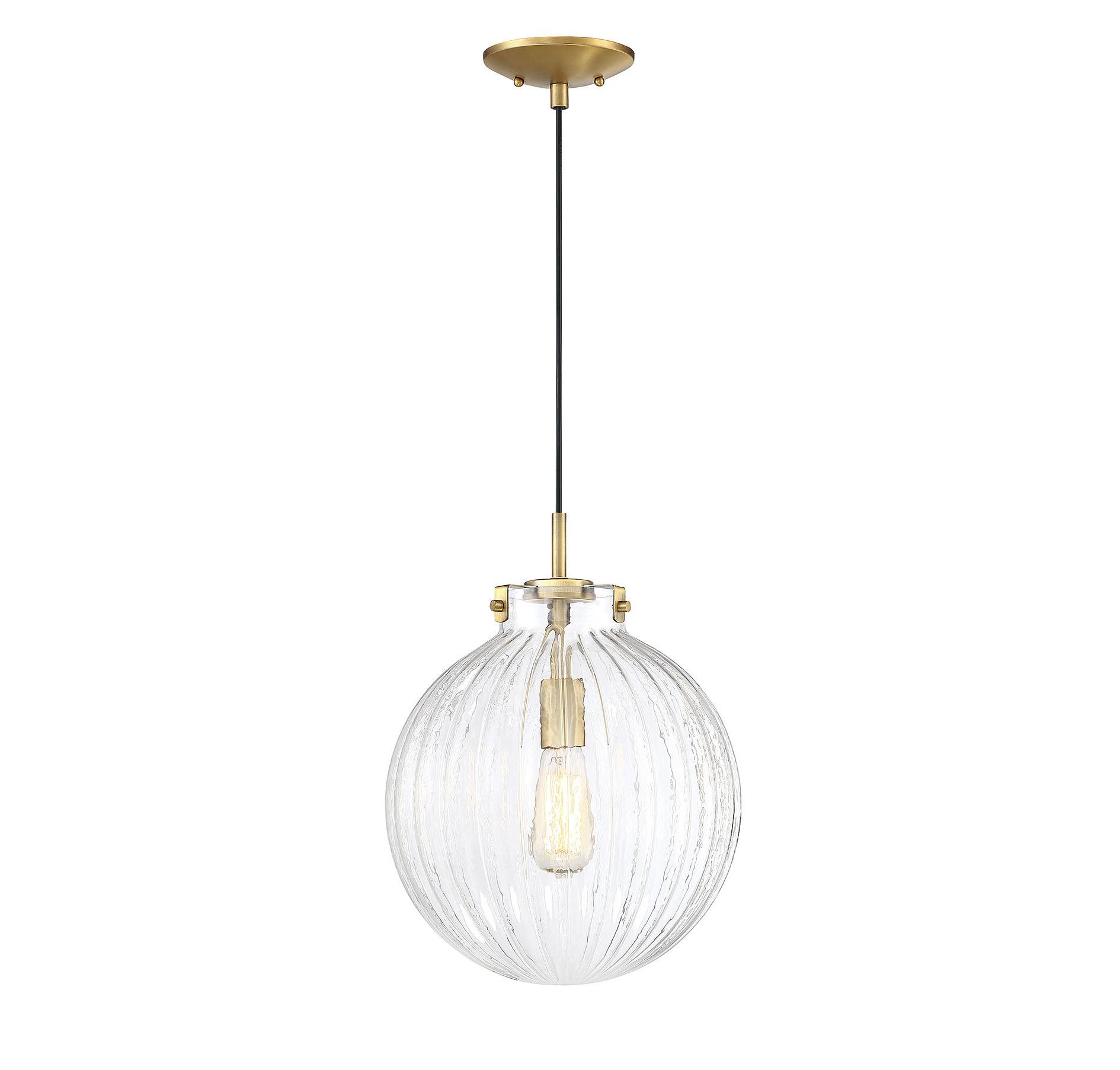Well Liked Nevels 1 Light Single Globe Pendant Throughout 1 Light Globe Pendants (View 10 of 20)