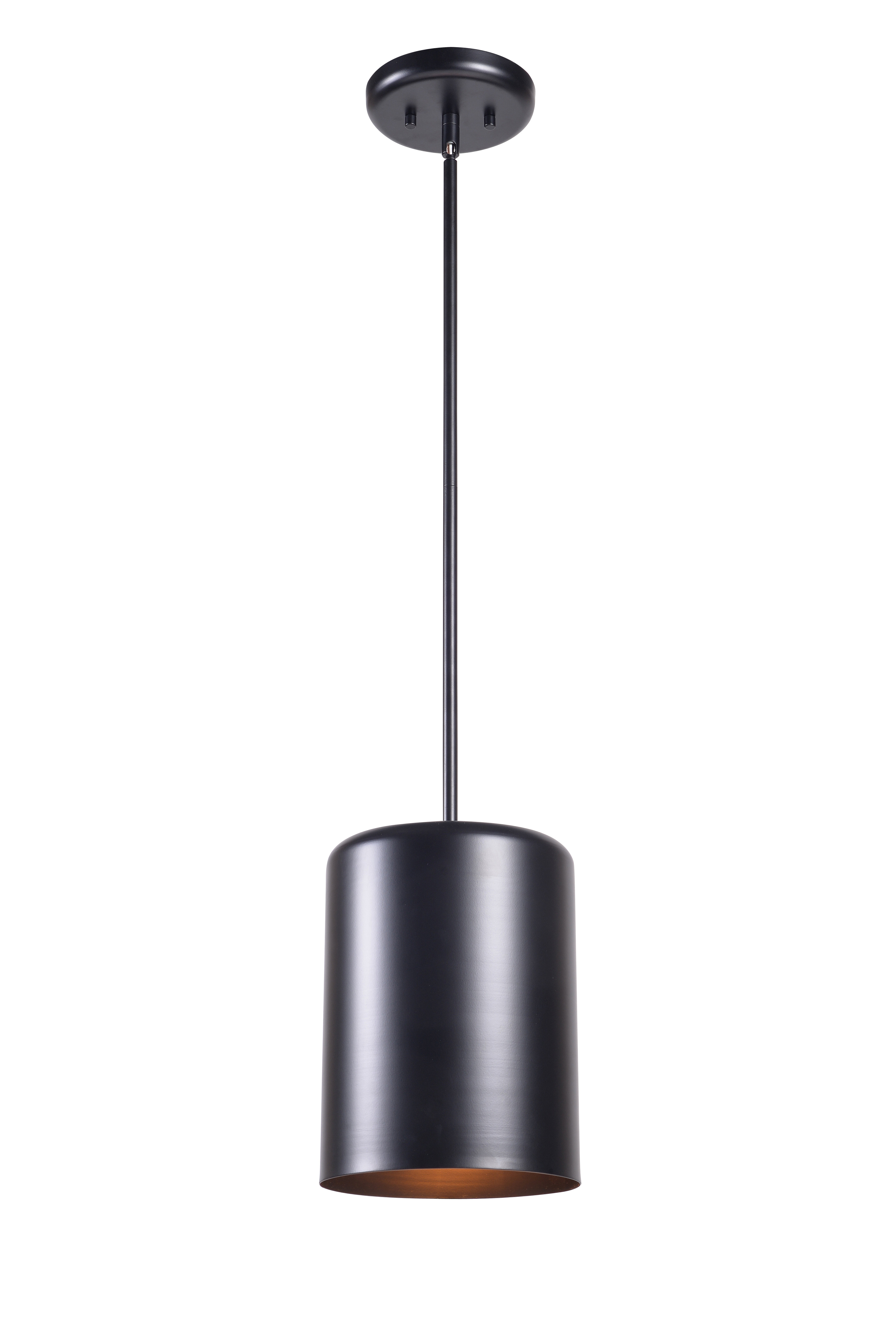 Widely Used Angelina 1 Light Single Cylinder Pendants In Clancy 1 Light Single Cylinder Pendant (View 20 of 20)