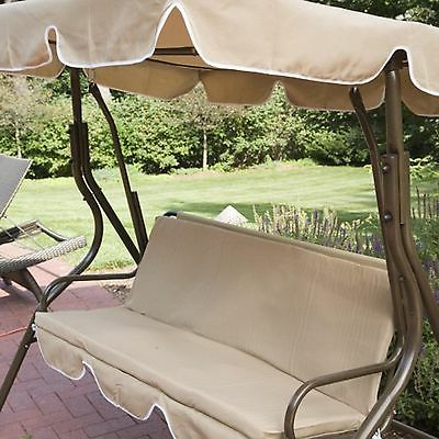 2 Person Adjustable Tilt Canopy Patio Loveseat Porch Swings With Regard To Fashionable Patio Swing With Canopy Extra Large 2 Person Garden Backyard (Gallery 8 of 20)