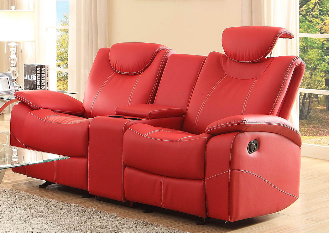 2019 Double Glider Loveseats Throughout D&n Furniture – Scranton, Pa Talbot Red Double Glider (Gallery 12 of 20)