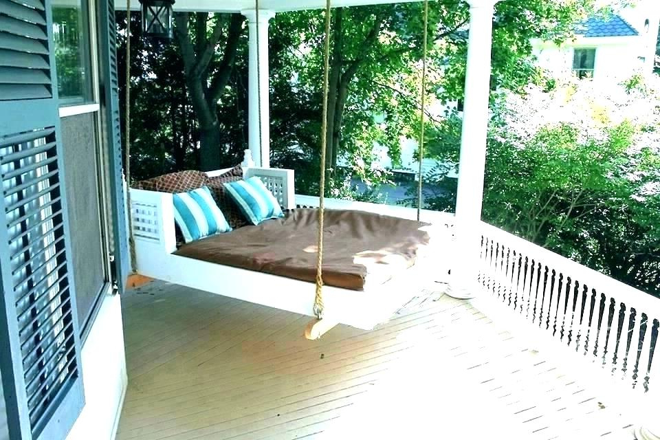 2020 Porch Beds – Majorandmorselfood.co With Regard To Outdoor Porch Swings (Gallery 20 of 20)