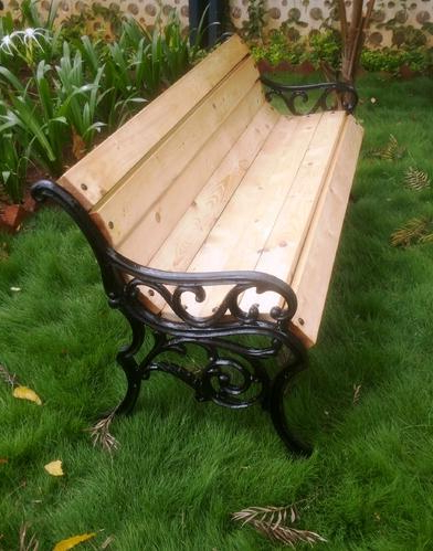2020 Wood Garden Benches Pertaining To Decent Furniture Outdoor Garden Bench, Furniture Corporation (Gallery 18 of 20)