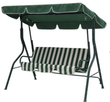 3 Seater Swings With Frame And Canopy In Well Known 3 Seater Steel Frame Patio Garden Canopy Swing Chair With Cushions – Buy Patio Swing Chair,garden Swing Chair,swing Chair Product On Alibaba (View 14 of 20)