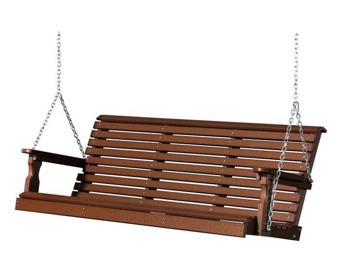 5 Foot Plain Porch Swing Regarding 2020 Plain Porch Swings (View 4 of 20)