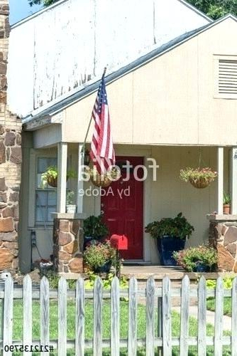 American Flag For Porch – Trudielin (View 3 of 20)