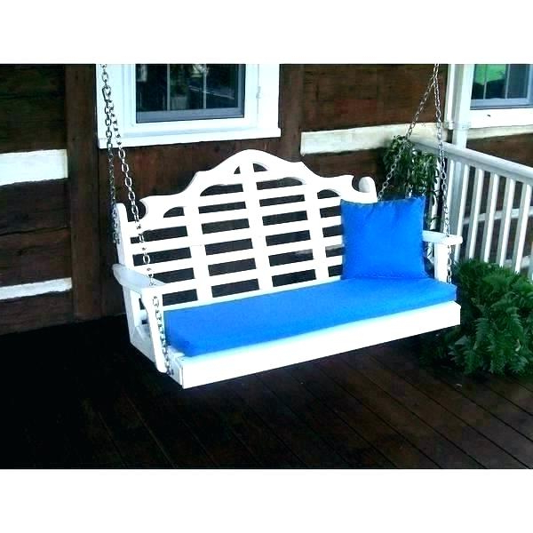 Best And Newest Plain Porch Swings Intended For Recycled Plastic Porch Swing – Pomicultura (View 19 of 20)