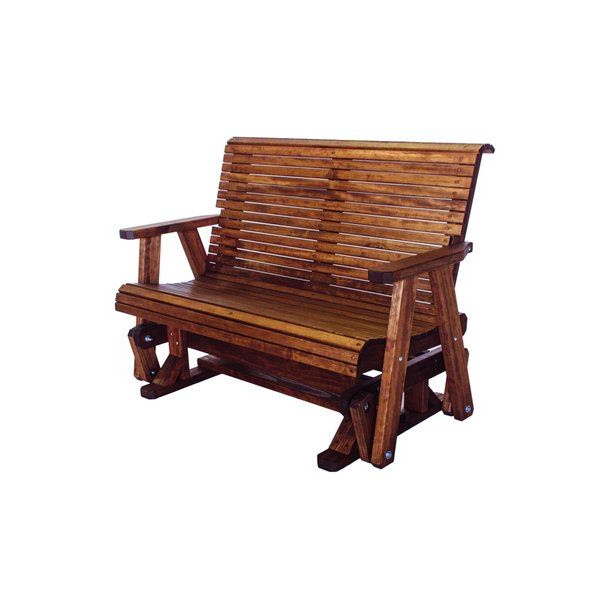 Featured Photo of Low Back Glider Benches