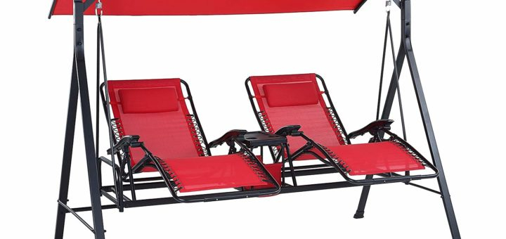 [%best Outdoor Reclining Zero Gravity Swing [2020 Update Throughout Latest Canopy Patio Porch Swings With Pillows And Cup Holders|canopy Patio Porch Swings With Pillows And Cup Holders With Widely Used Best Outdoor Reclining Zero Gravity Swing [2020 Update|favorite Canopy Patio Porch Swings With Pillows And Cup Holders For Best Outdoor Reclining Zero Gravity Swing [2020 Update|well Known Best Outdoor Reclining Zero Gravity Swing [2020 Update Throughout Canopy Patio Porch Swings With Pillows And Cup Holders%] (View 5 of 20)