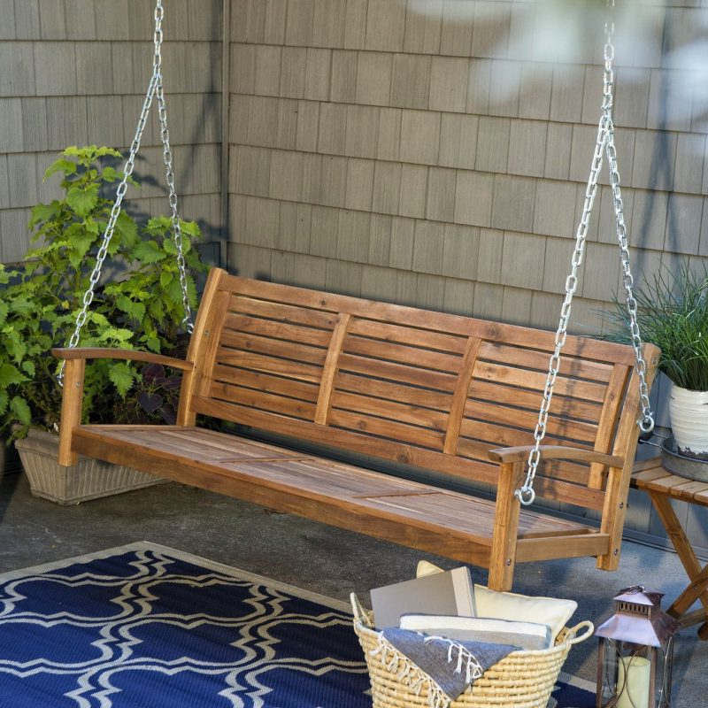 Bristol Porch Swings With 2019 Best Porch Swings As Votedcustomers That Bought Them! (View 10 of 20)