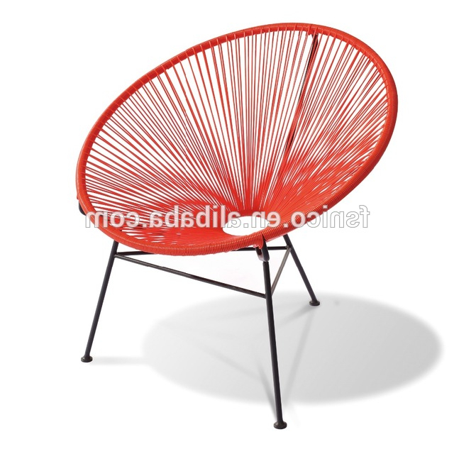 China Outdoor Wicker Chairs Wholesale 🇨🇳 – Alibaba For Current Outdoor Wicker Plastic Half Moon Leaf Shape Porch Swings (View 8 of 20)