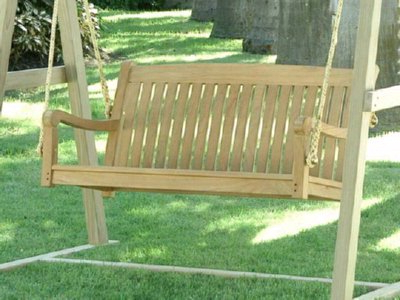 Classic Porch Swings Throughout Popular Classic Teak Porch Swing (View 17 of 20)