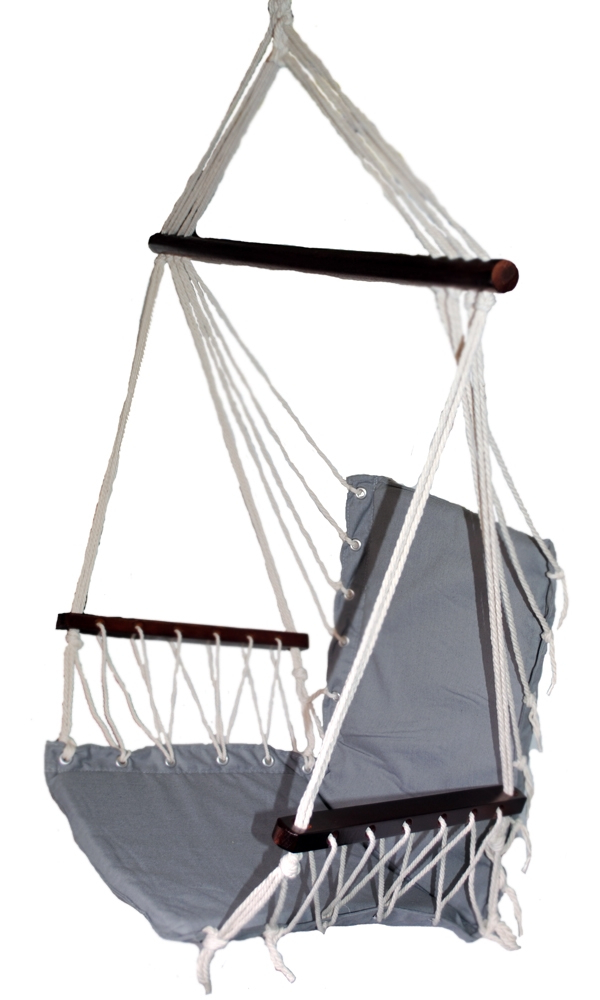Cotton Porch Swings Pertaining To 2020 Omni Patio Swing Seat Hanging Hammock Cotton Rope Chair With (View 16 of 20)